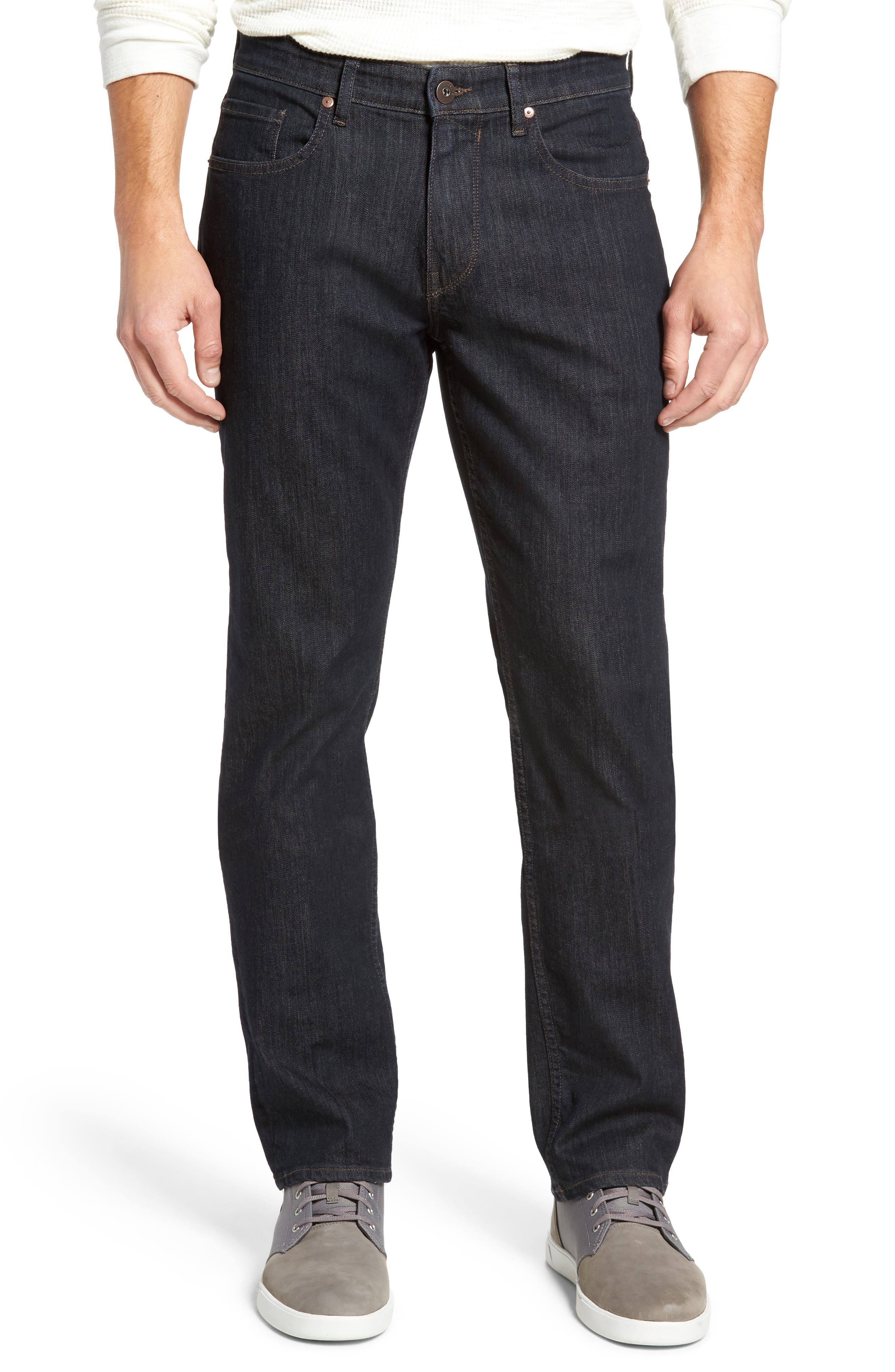 PAIGE Normandie Straight Leg Jeans