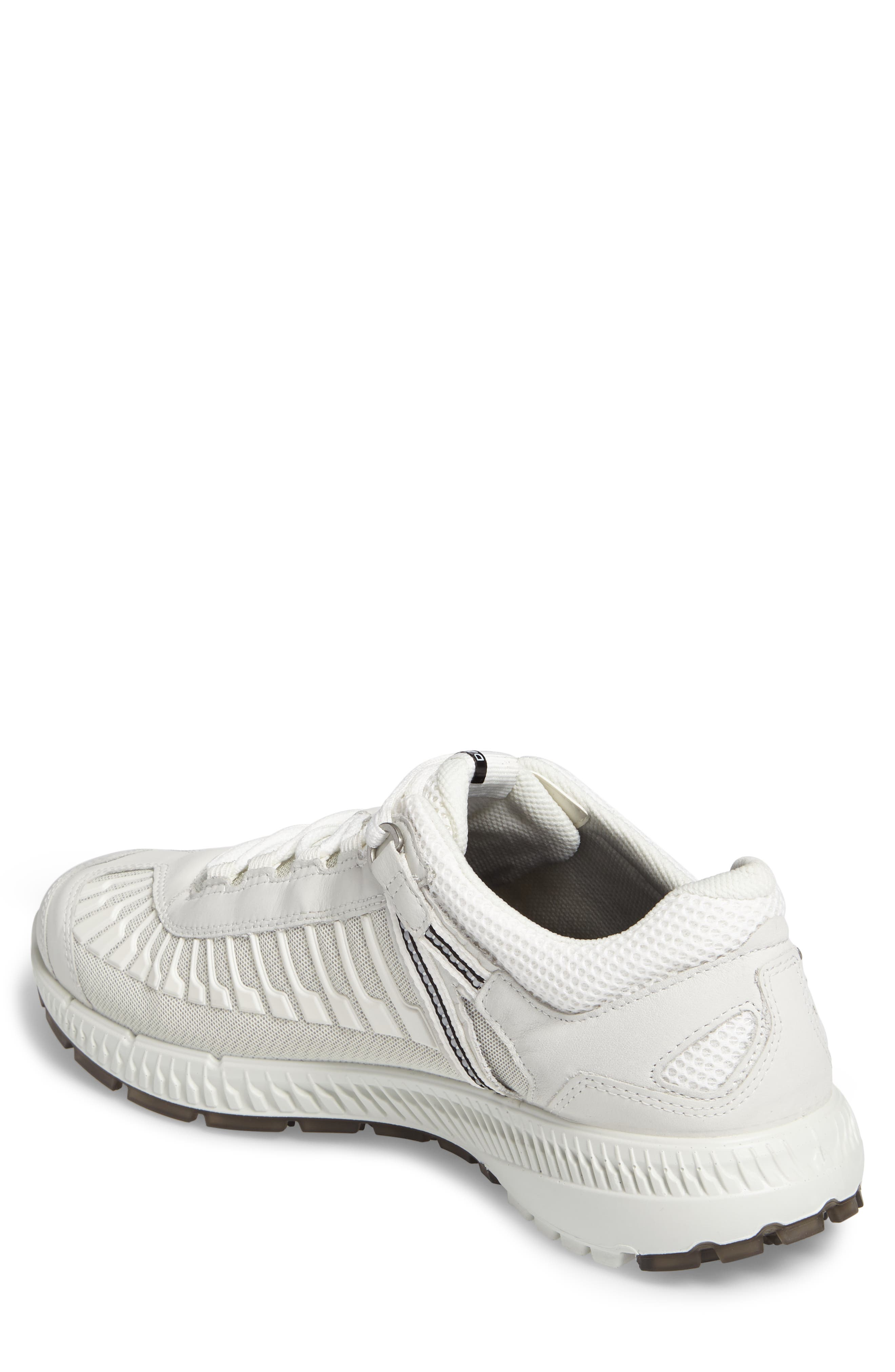 Intrinsic TR Run Sneaker,                             Alternate thumbnail 2, color,                             White Leather