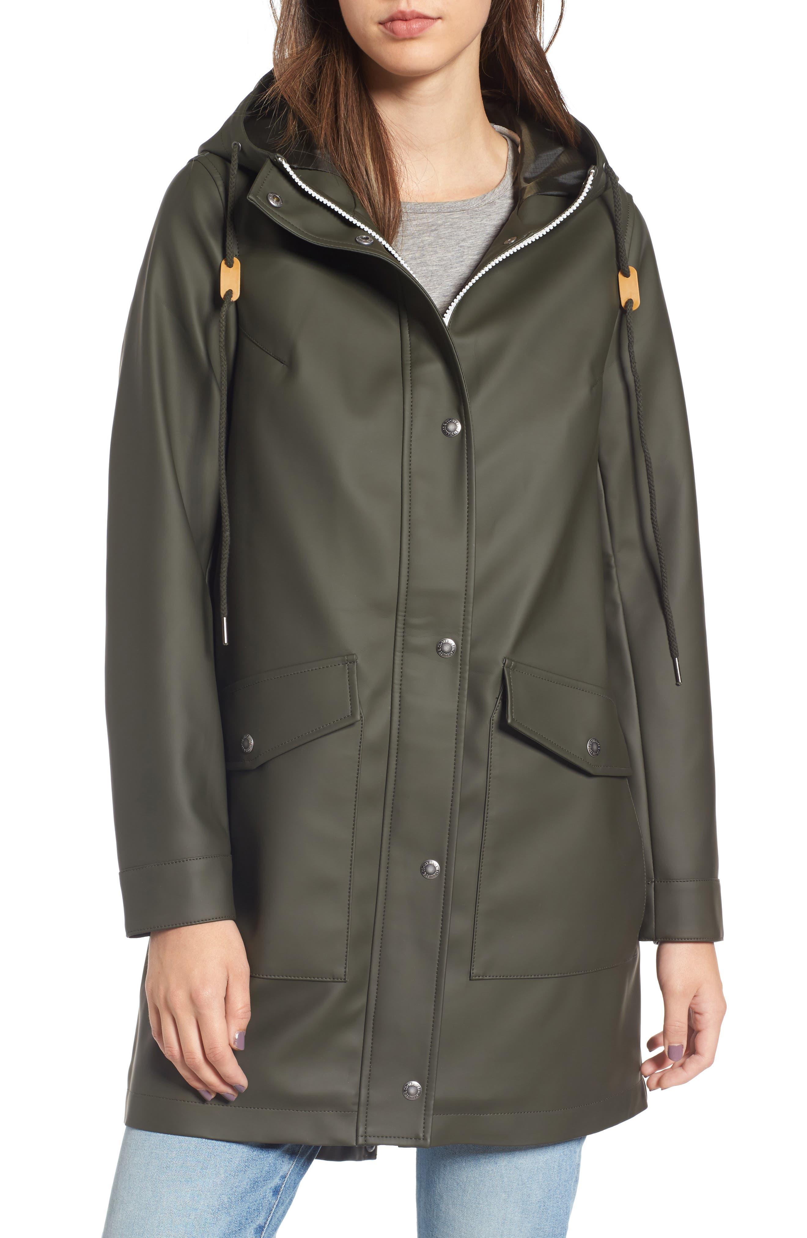 Alternate Image 1 Selected - Levi's® Rain Jacket
