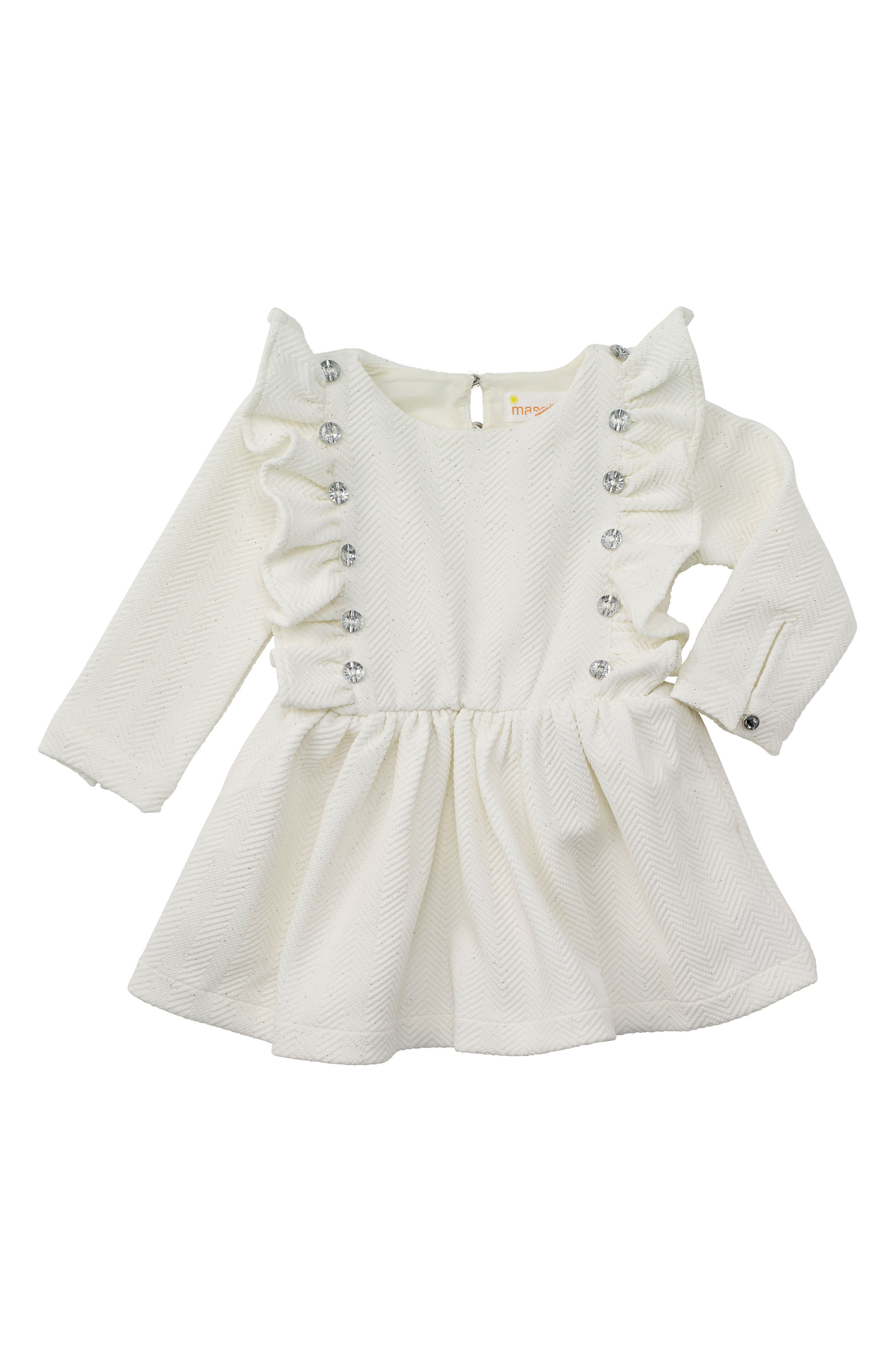 Alternate Image 1 Selected - Masalababy Fantasia Dress (Baby Girls)