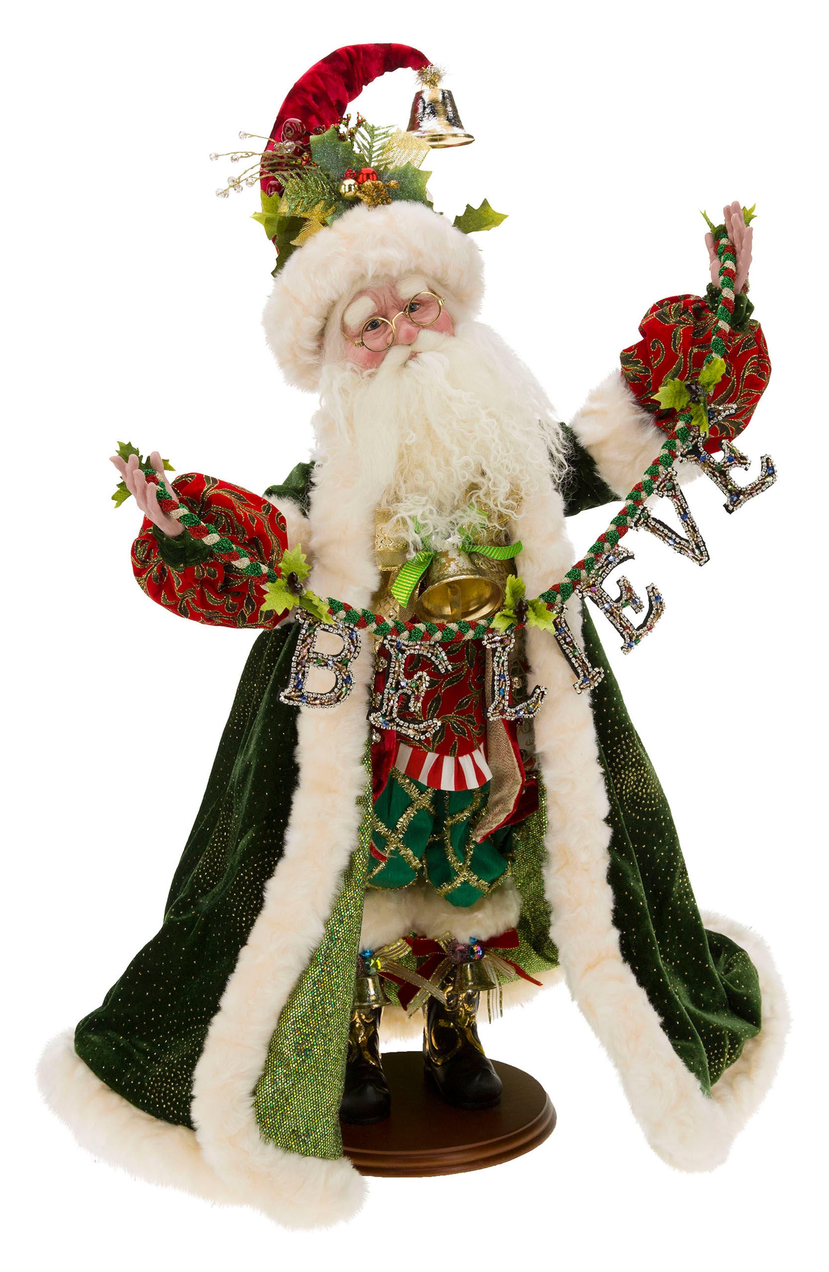 Mark Roberts Believe Santa