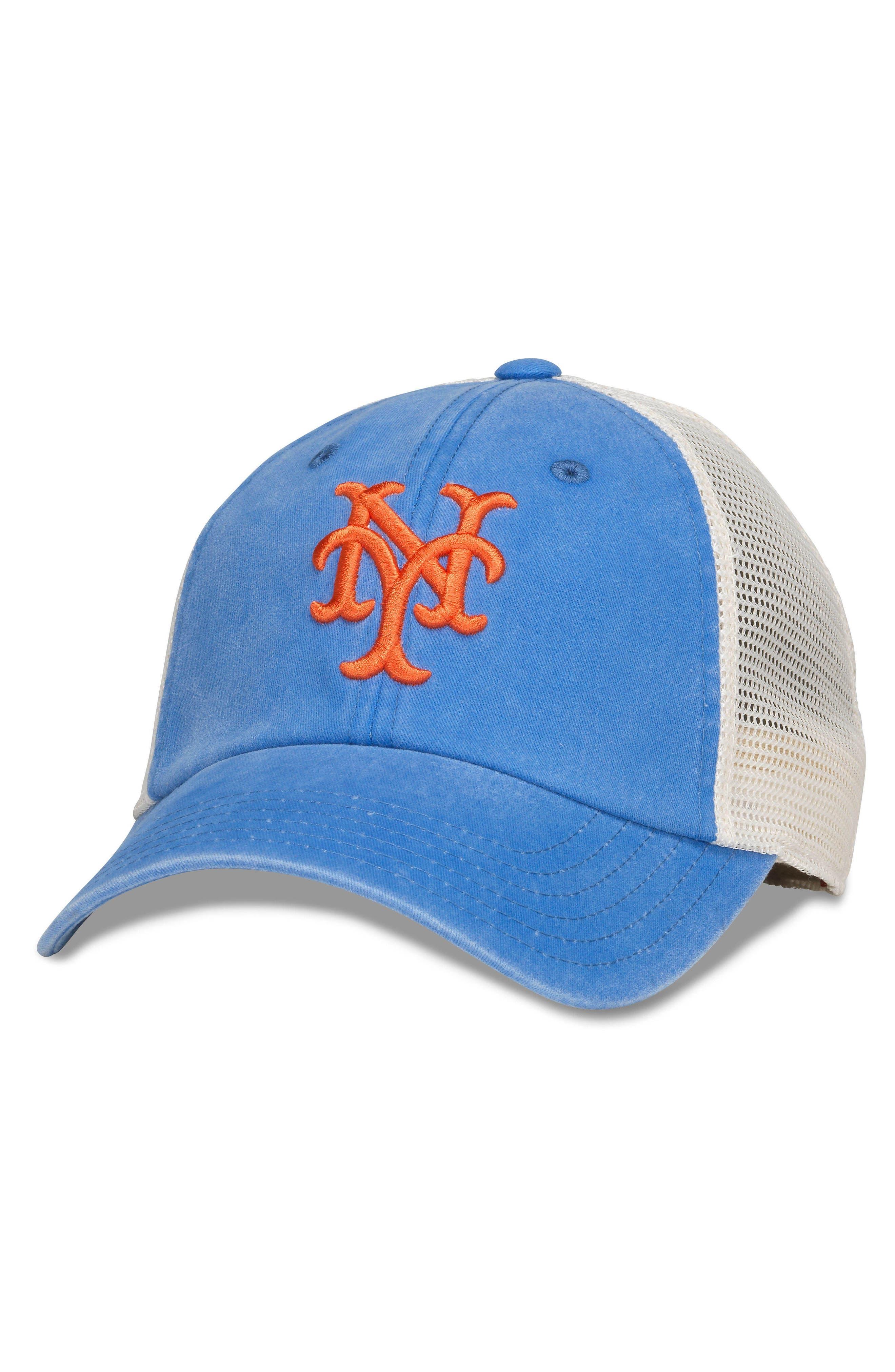 American Needle New School MLB Trucker Hat