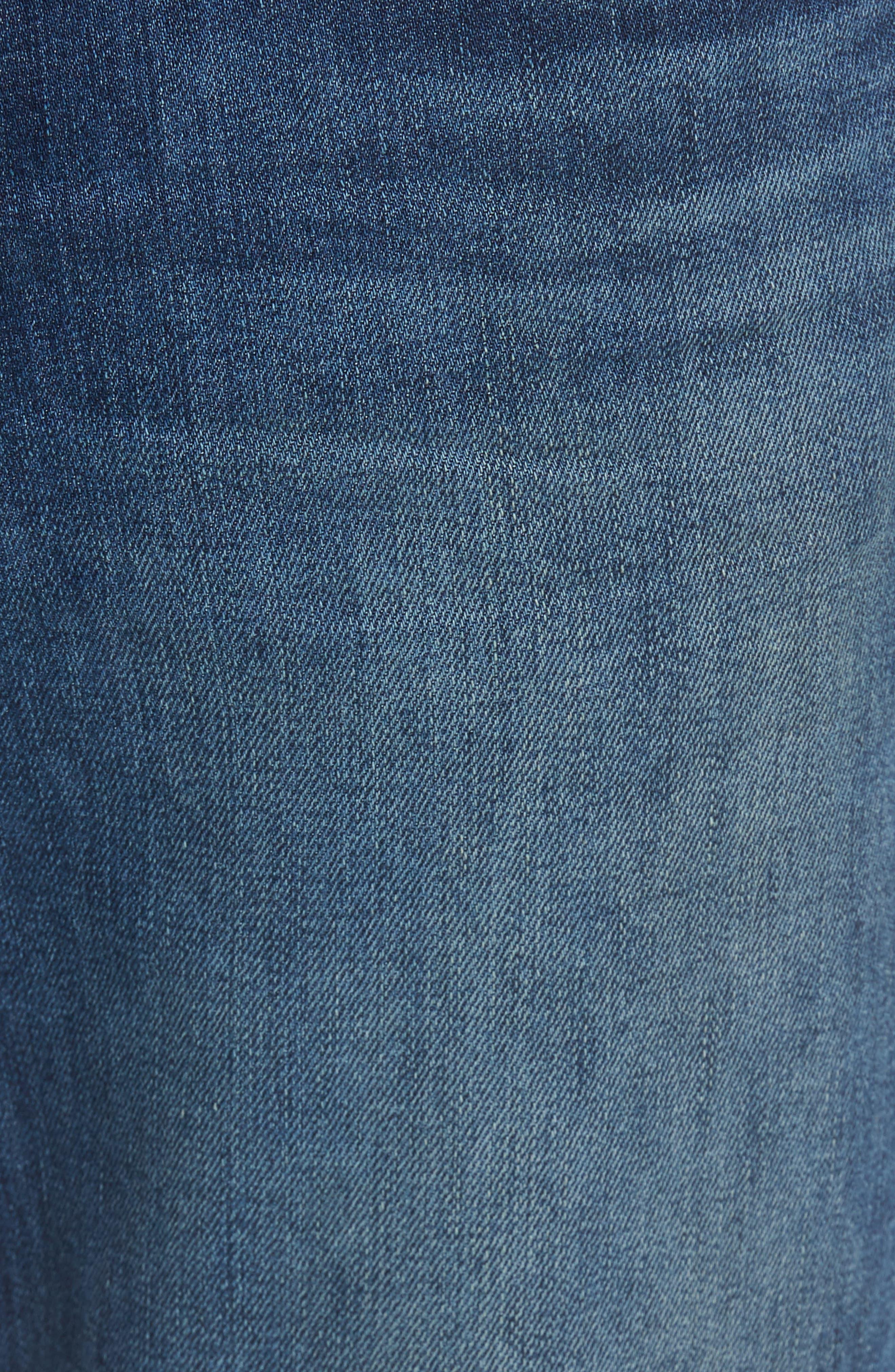Alternate Image 5  - Joe's Slim Fit Jeans (Dalton)