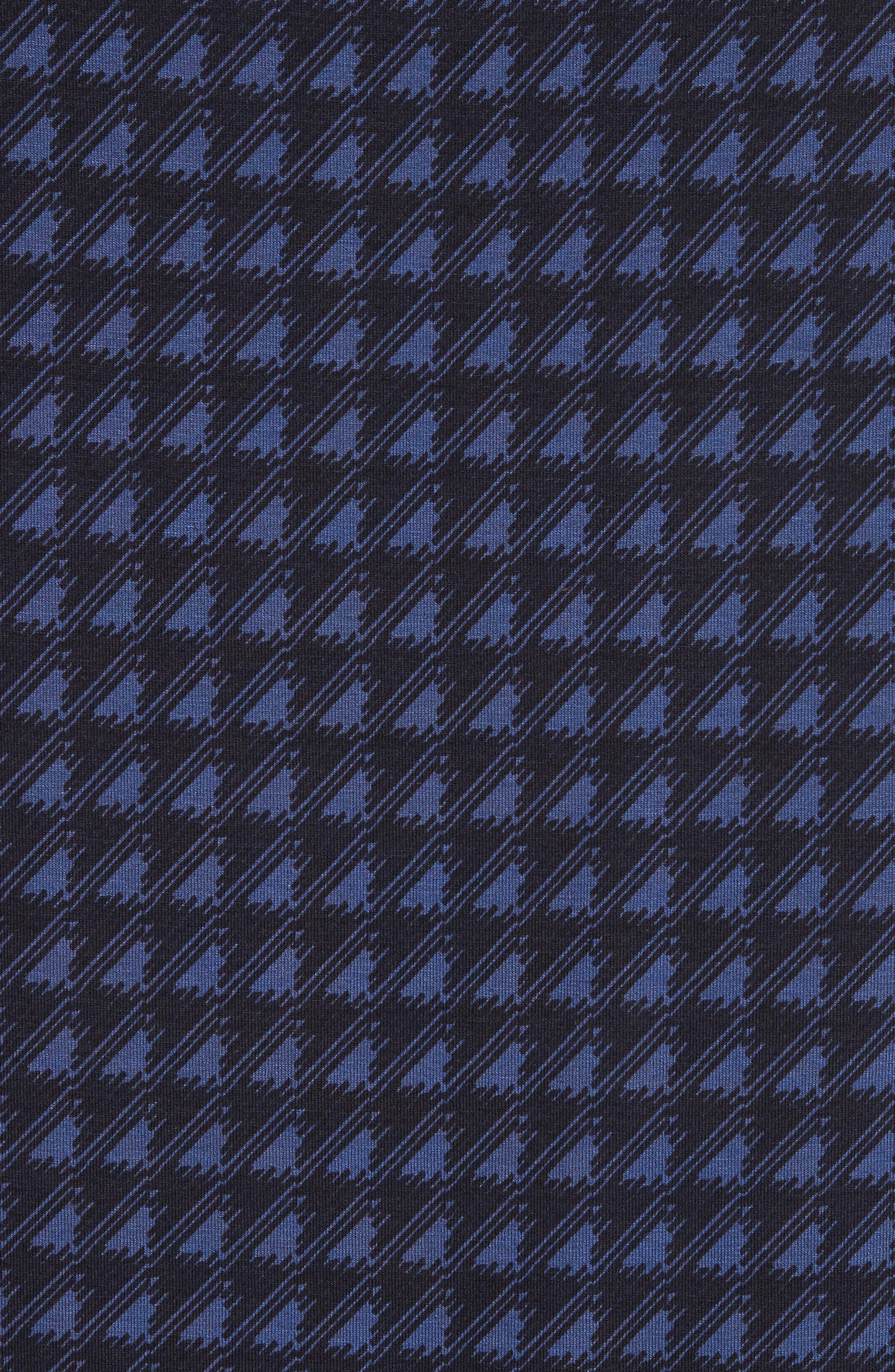 Alternate Image 5  - Armani Collezioni High V-Neck T-Shirt
