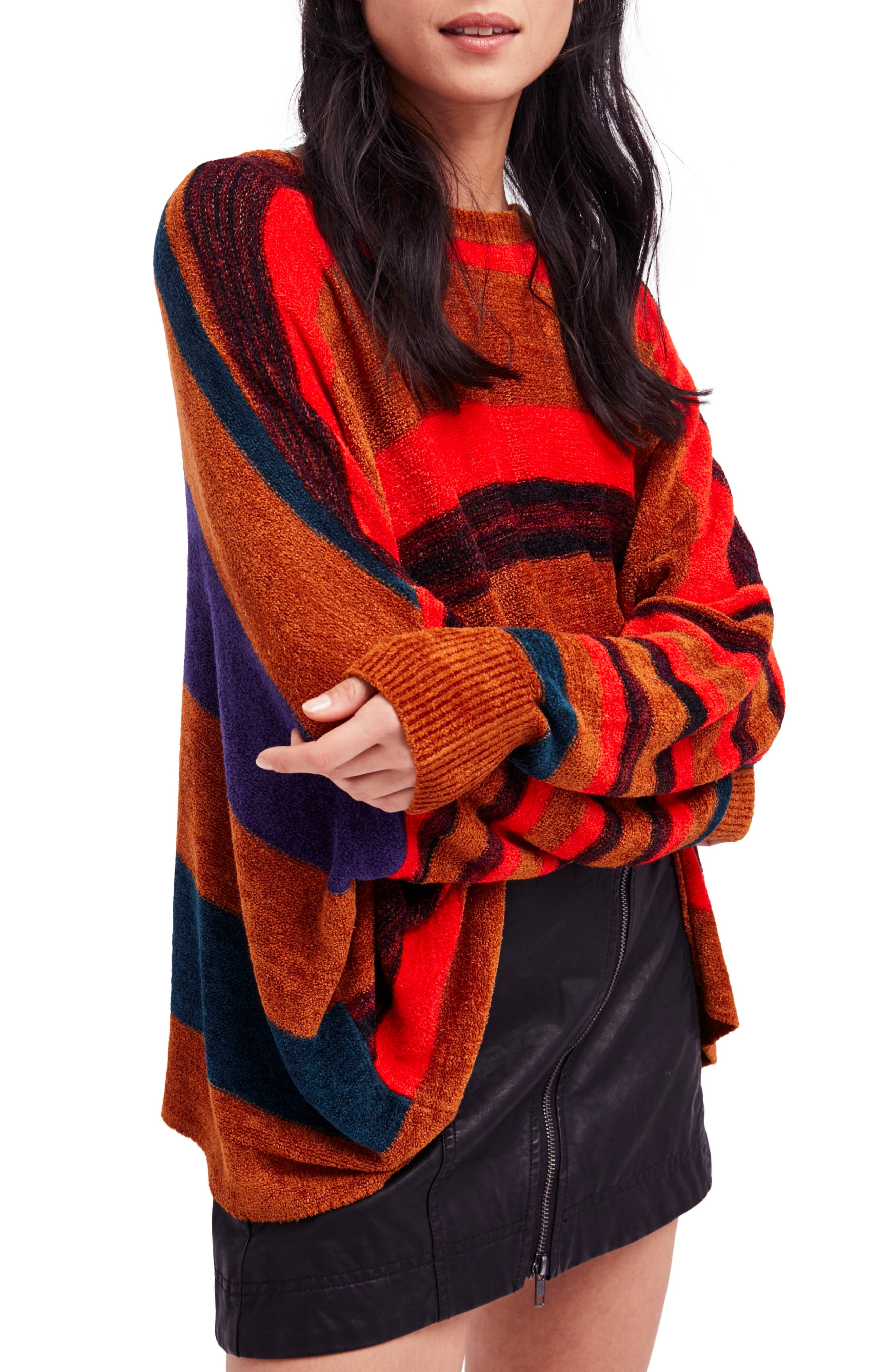 All About You Pullover,                         Main,                         color, Terracotta