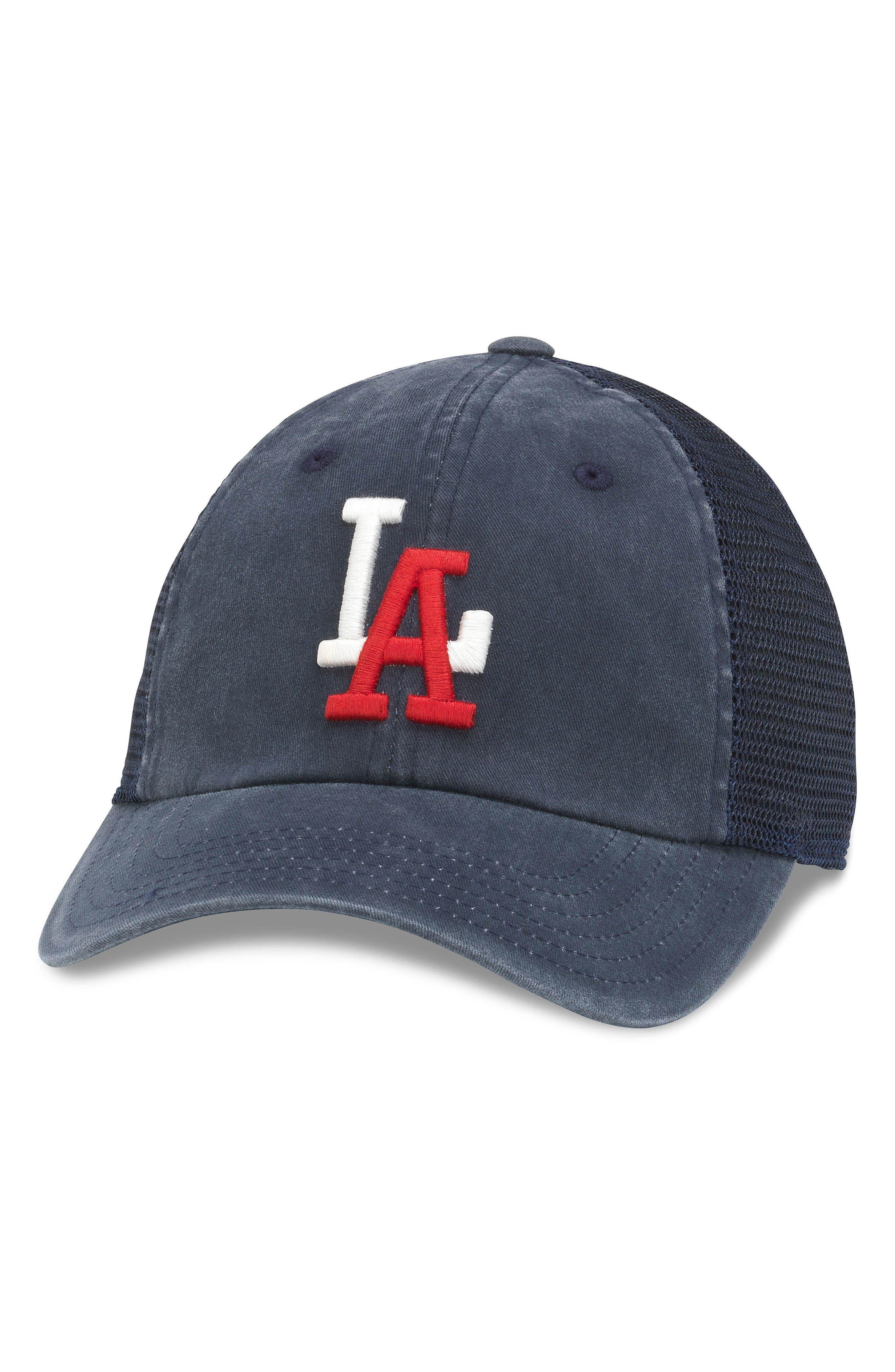 AMERICAN NEEDLE Raglan Bones MLB Baseball Cap