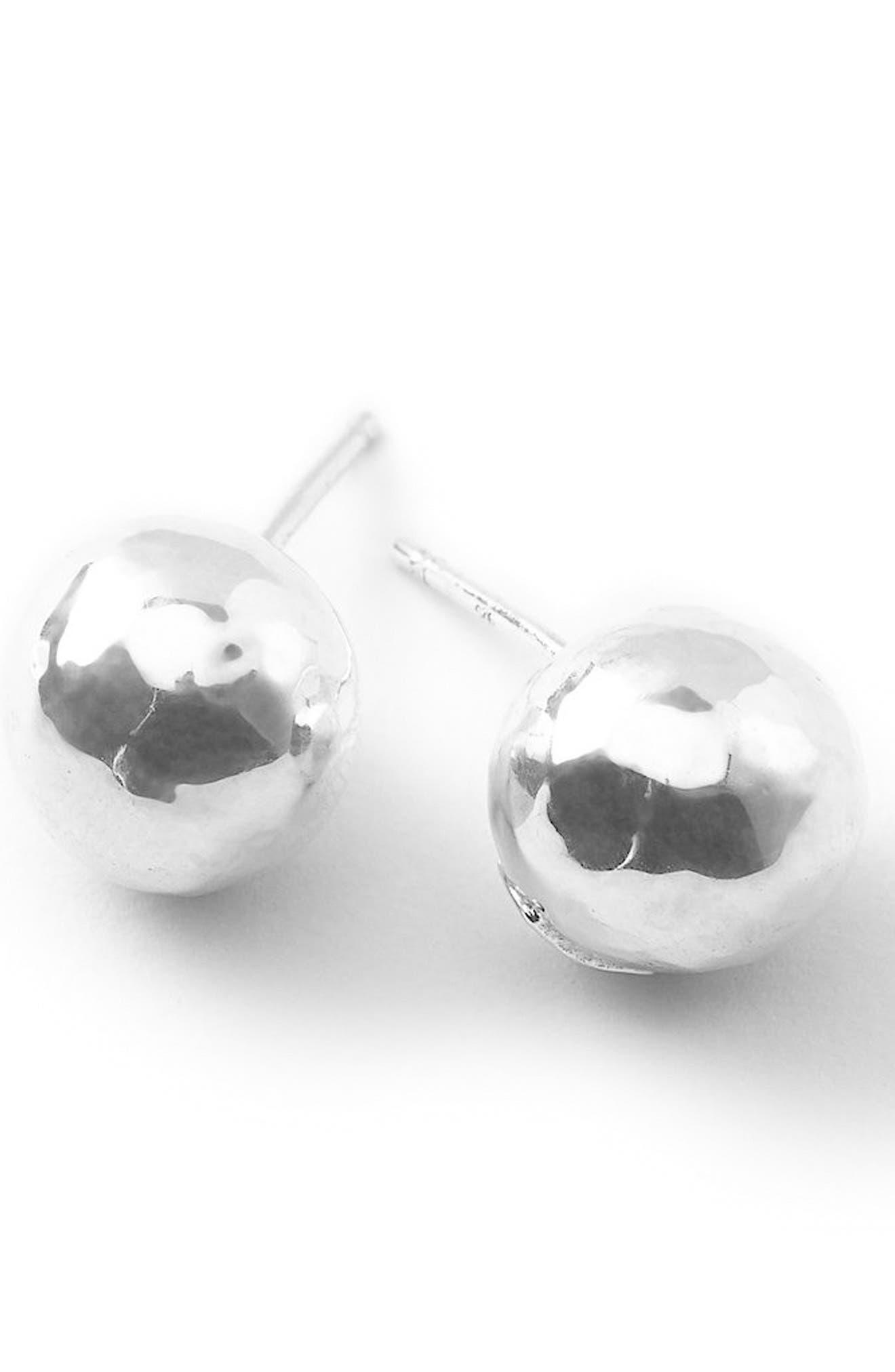 IPPOLITA Classico Half Ball Stud Earrings