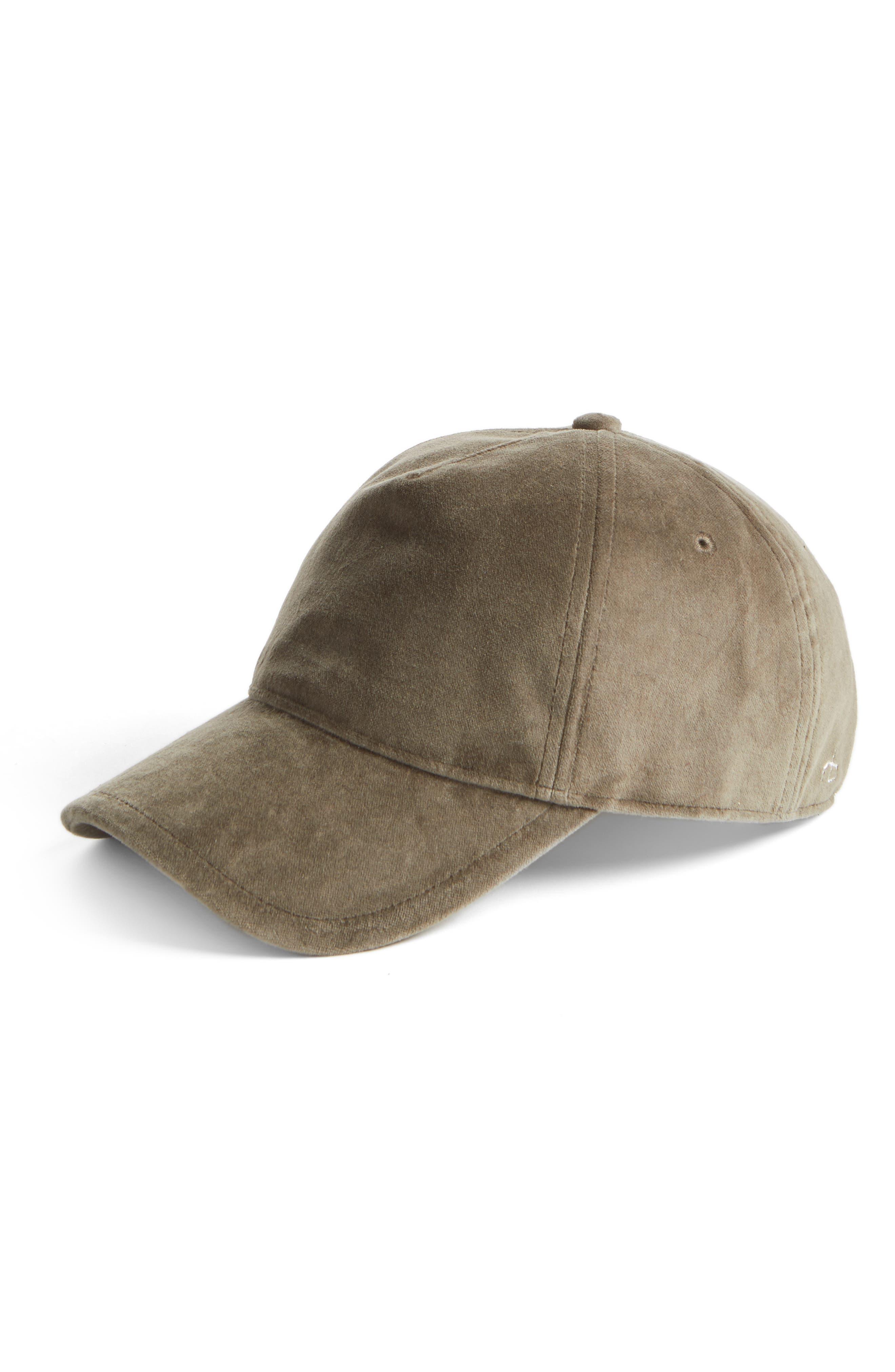 Alternate Image 1 Selected - rag & bone Marilyn Baseball Cap
