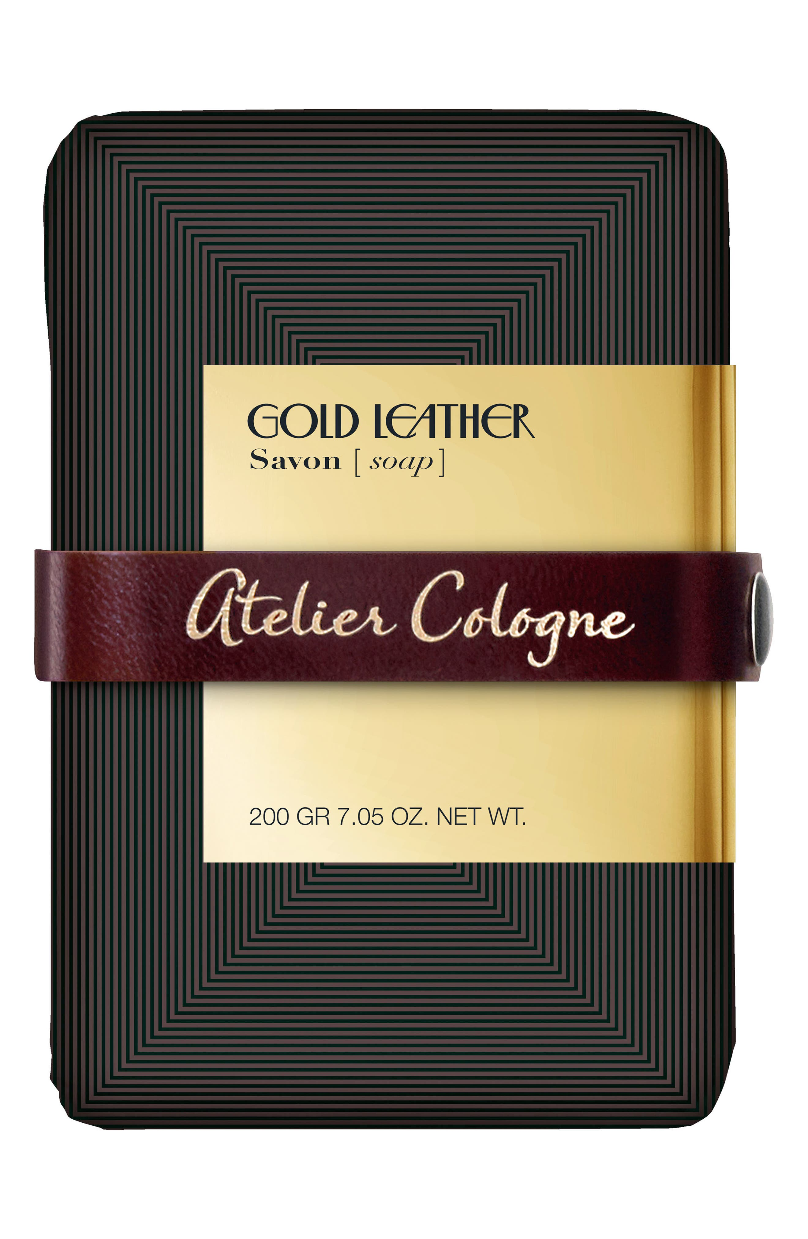 Atelier Cologne Gold Leather Soap