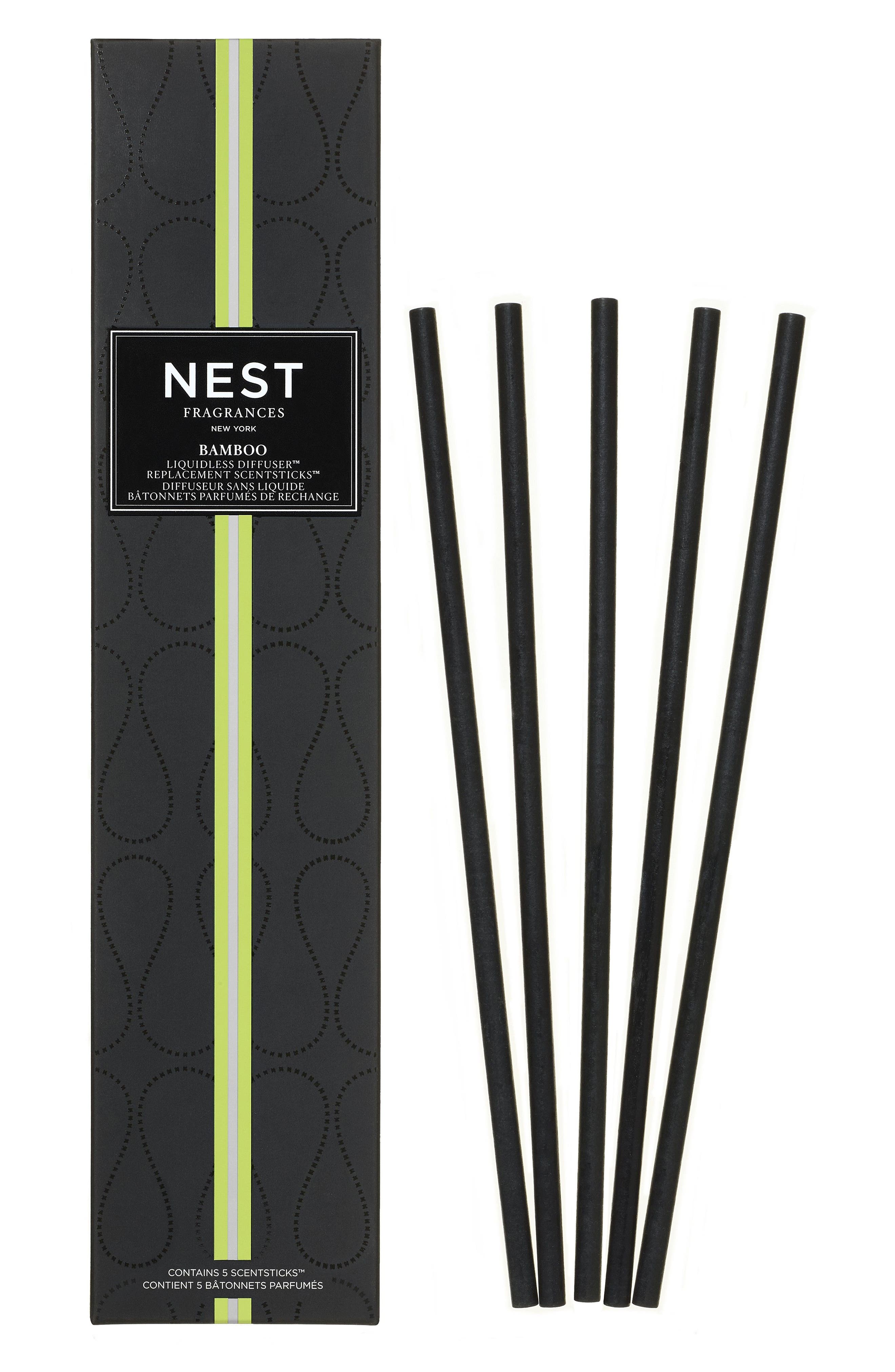 Alternate Image 1 Selected - NEST Fragrances Bamboo Liquidless Diffuser Refill