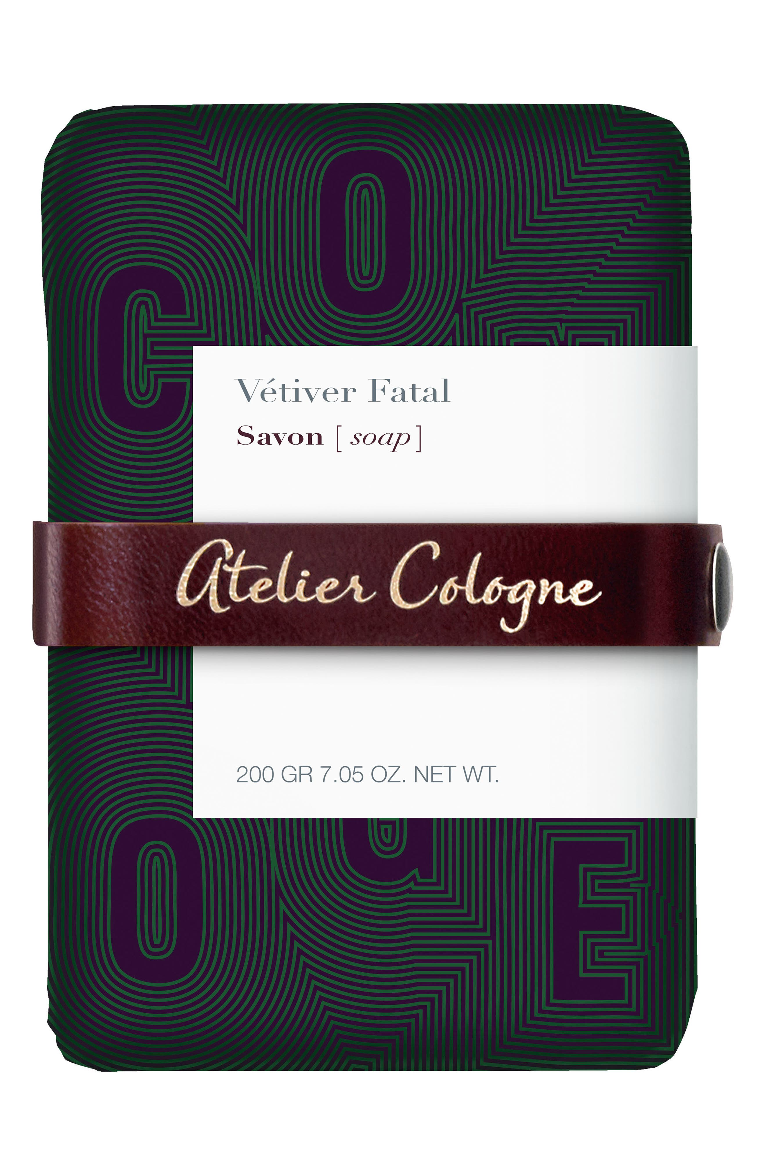 Main Image - Atelier Cologne Vétiver Fatal Soap