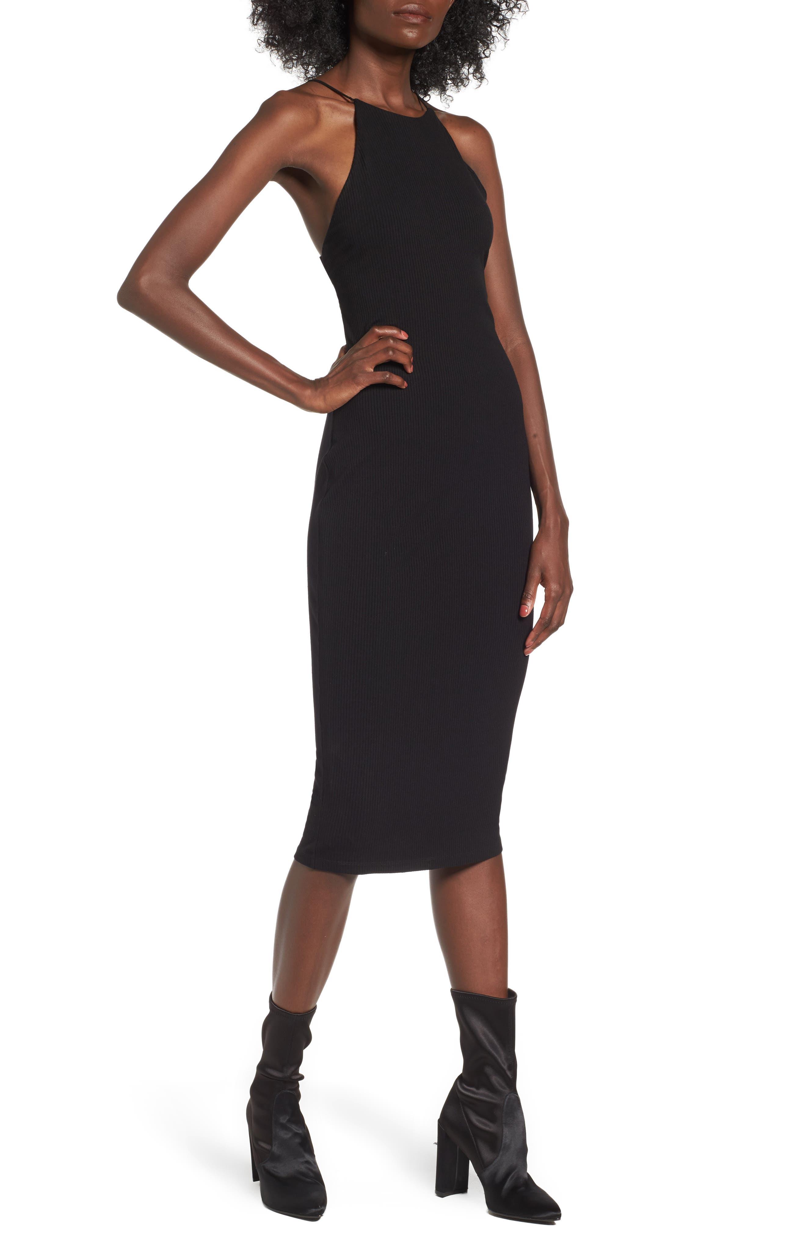 AFRM Ryder Bodycon Dress