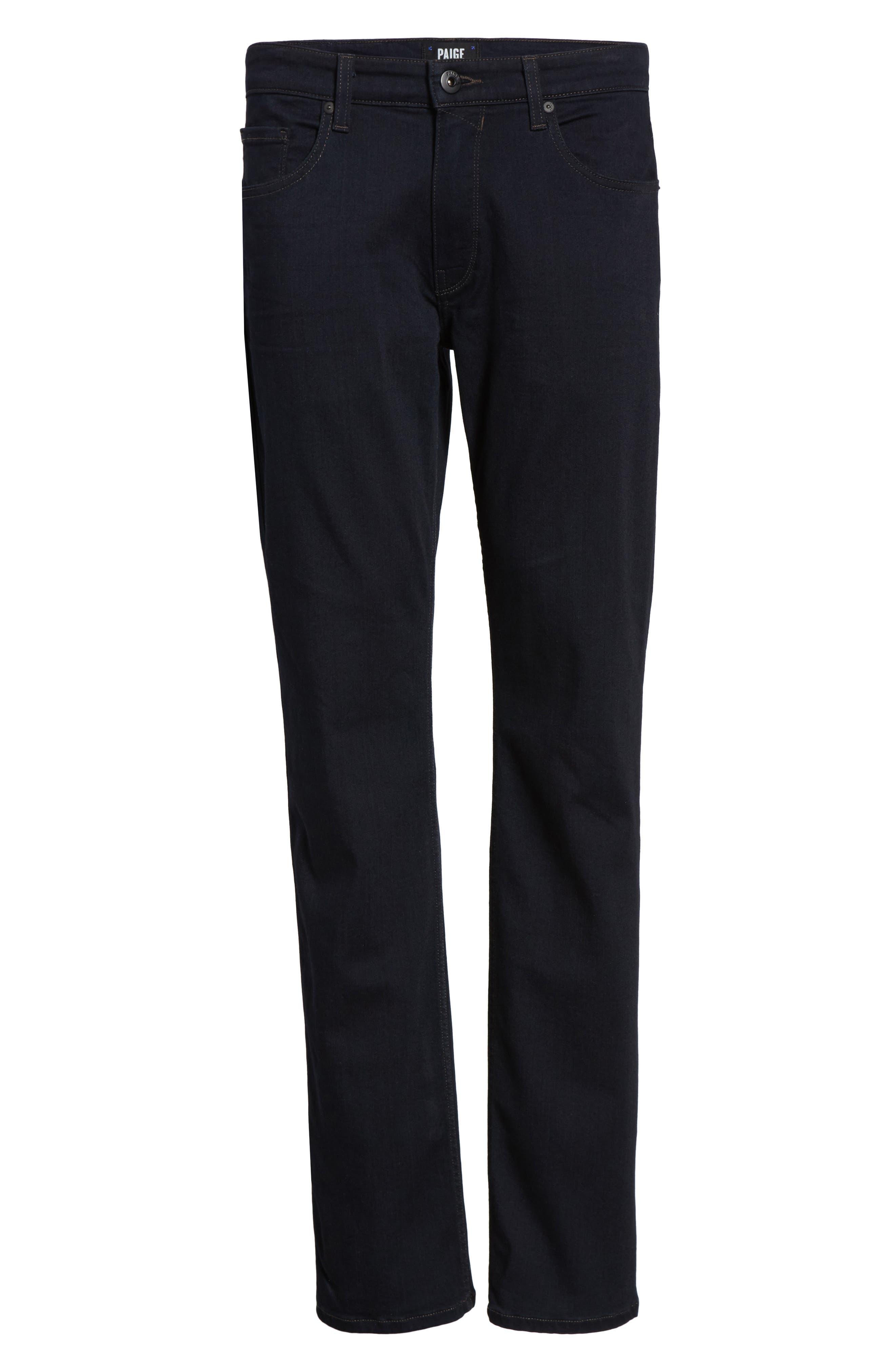 Alternate Image 6  - PAIGE Transcend - Lennox Slim Fit Jeans (Jack)