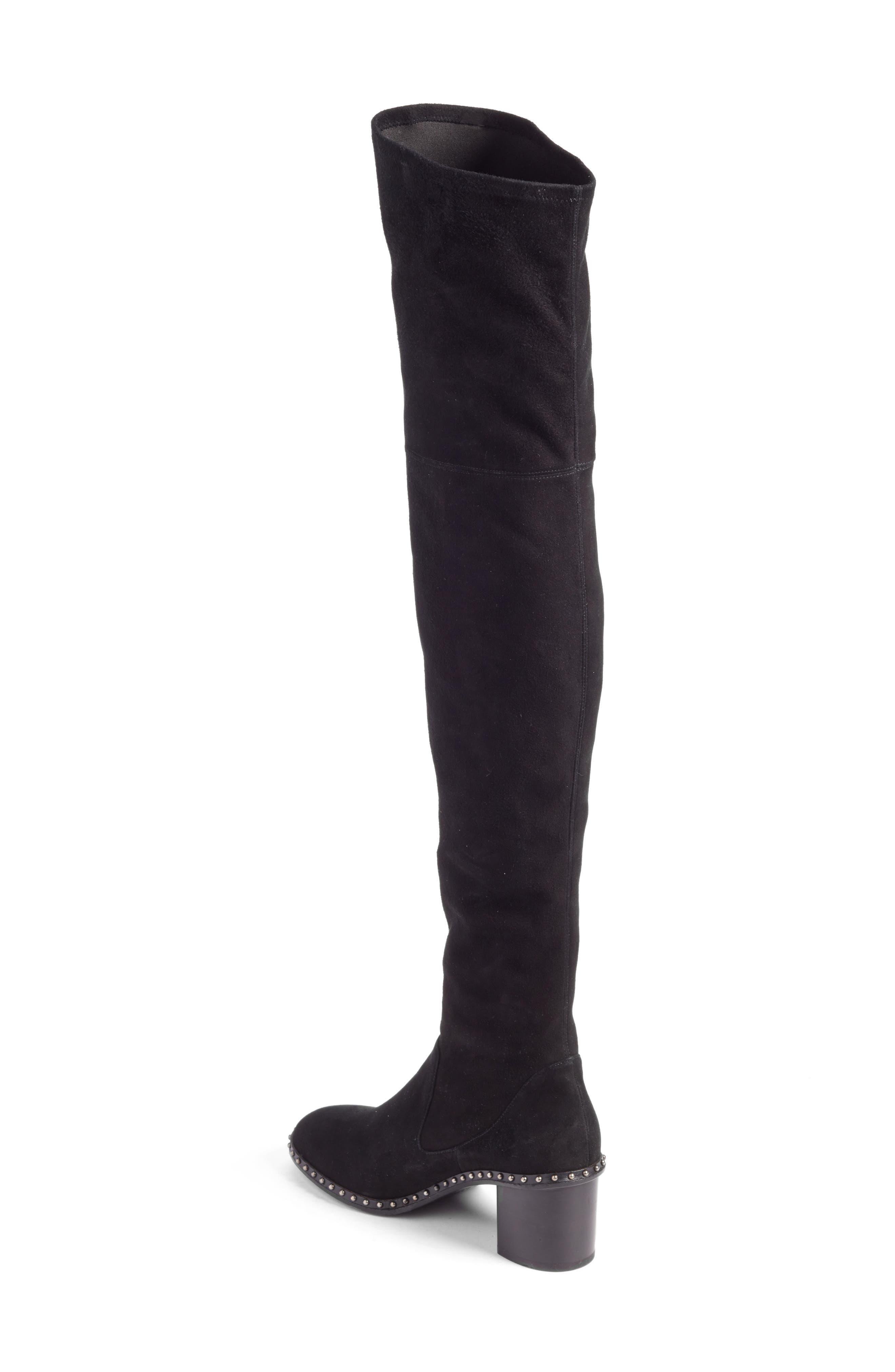 Alternate Image 2  - rag & bone Rina Over the Knee Boot (Women)
