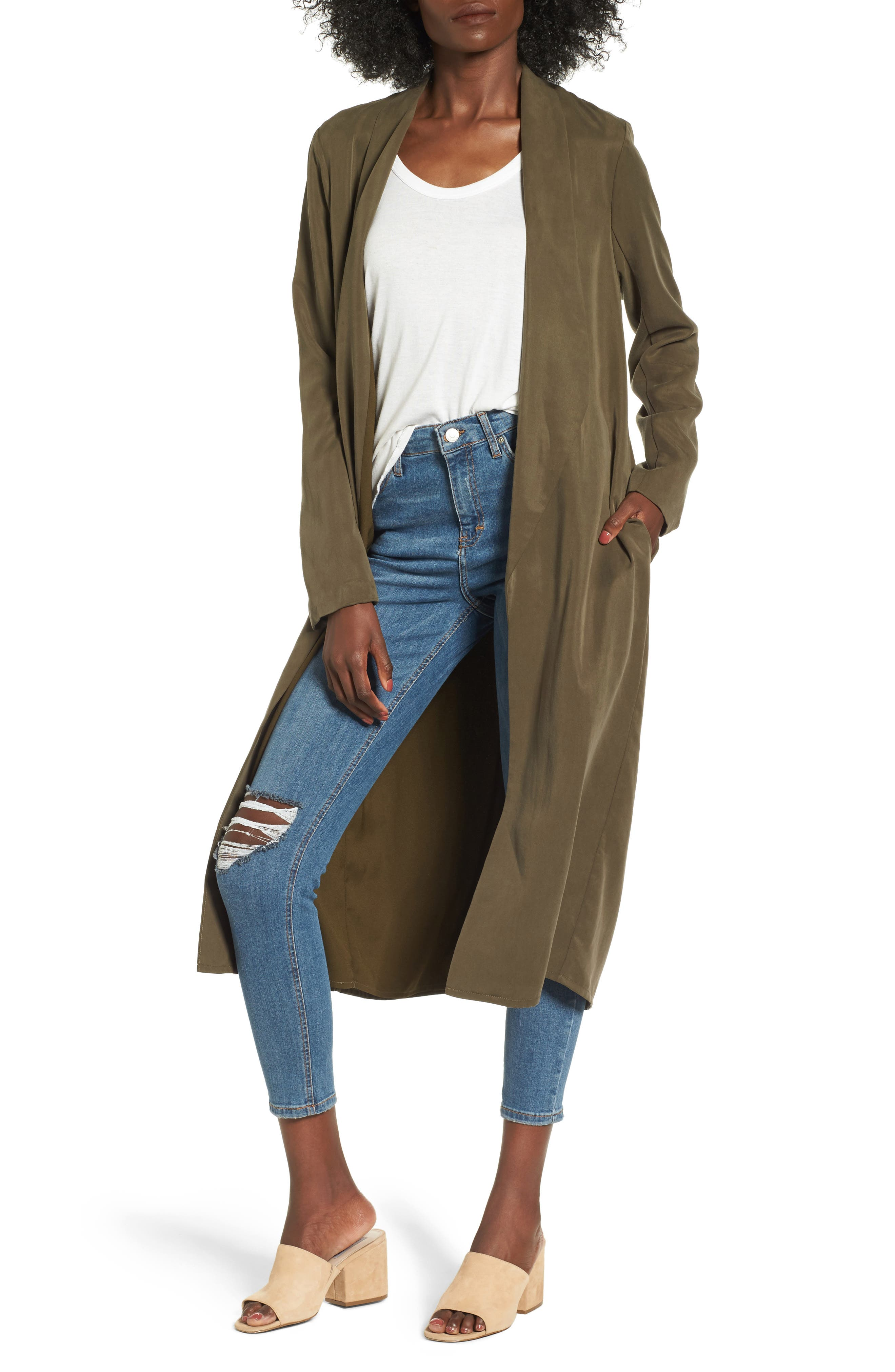 Main Image - Lovers + Friends Jackson Duster