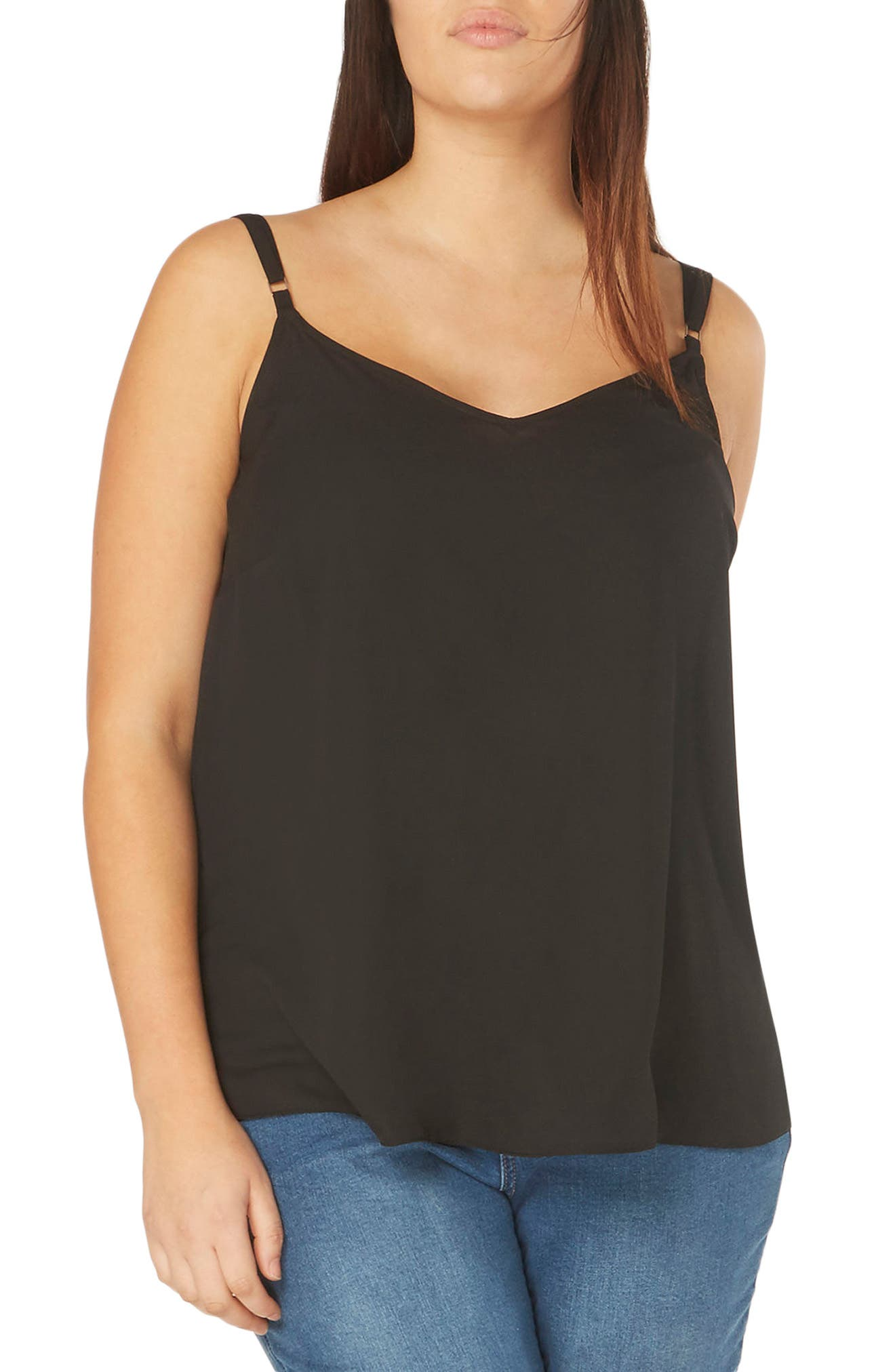 EVANS Woven Camisole