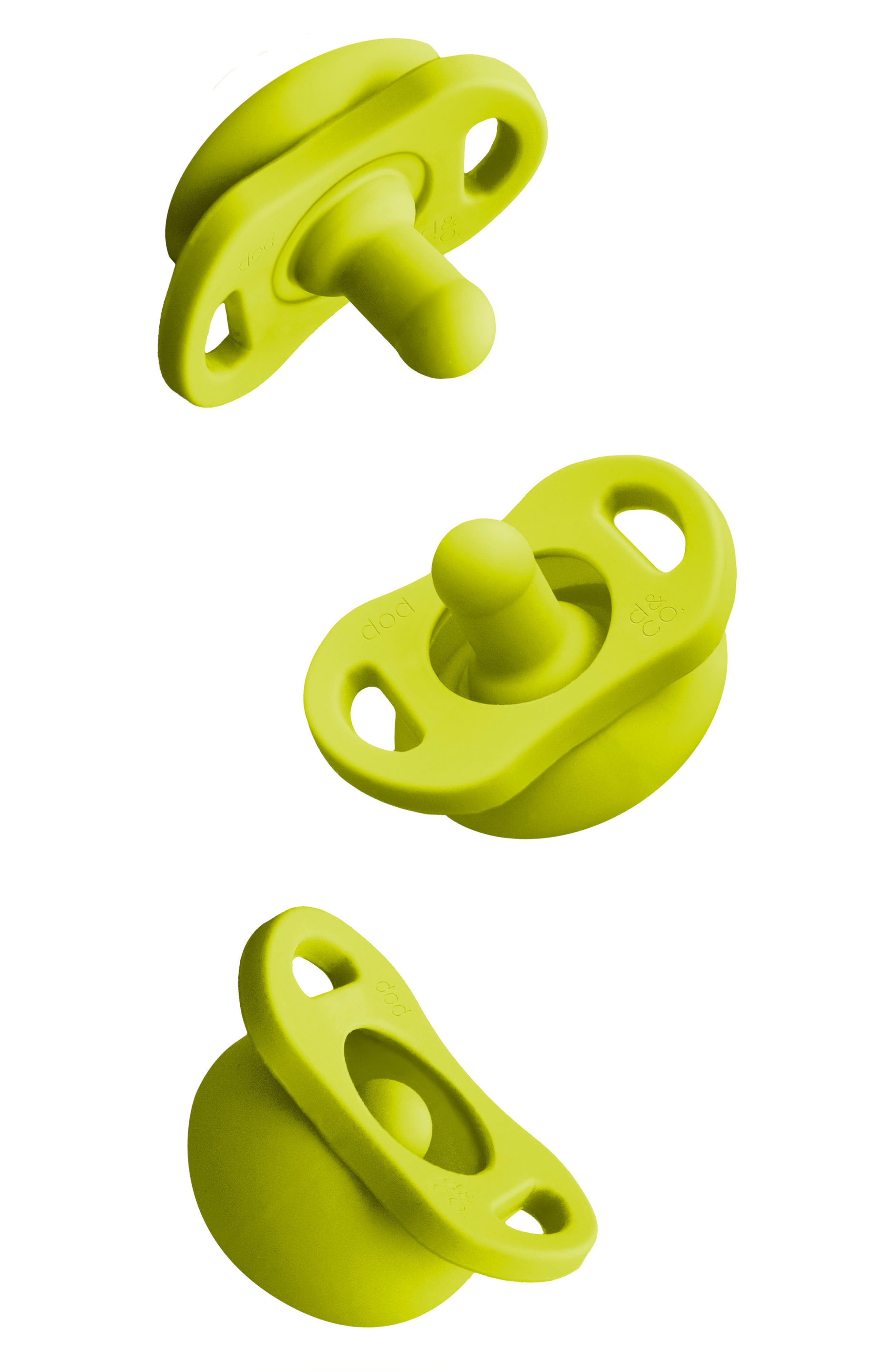 Alternate Image 5  - Doddle & Co. 2-Pack The Pop Pacifier