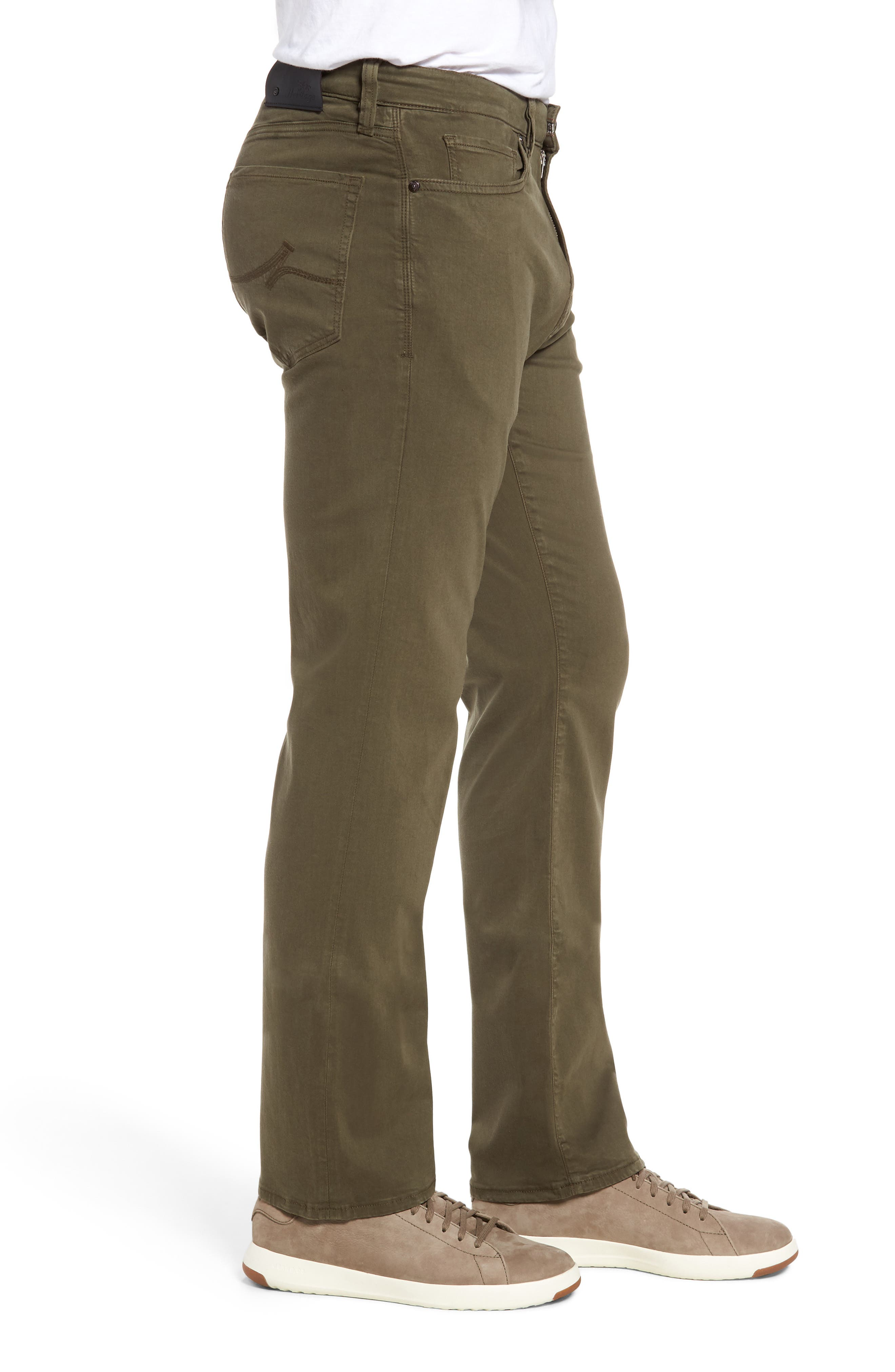 Charisma Relaxed Fit Pants,                             Alternate thumbnail 3, color,                             Olive Twill