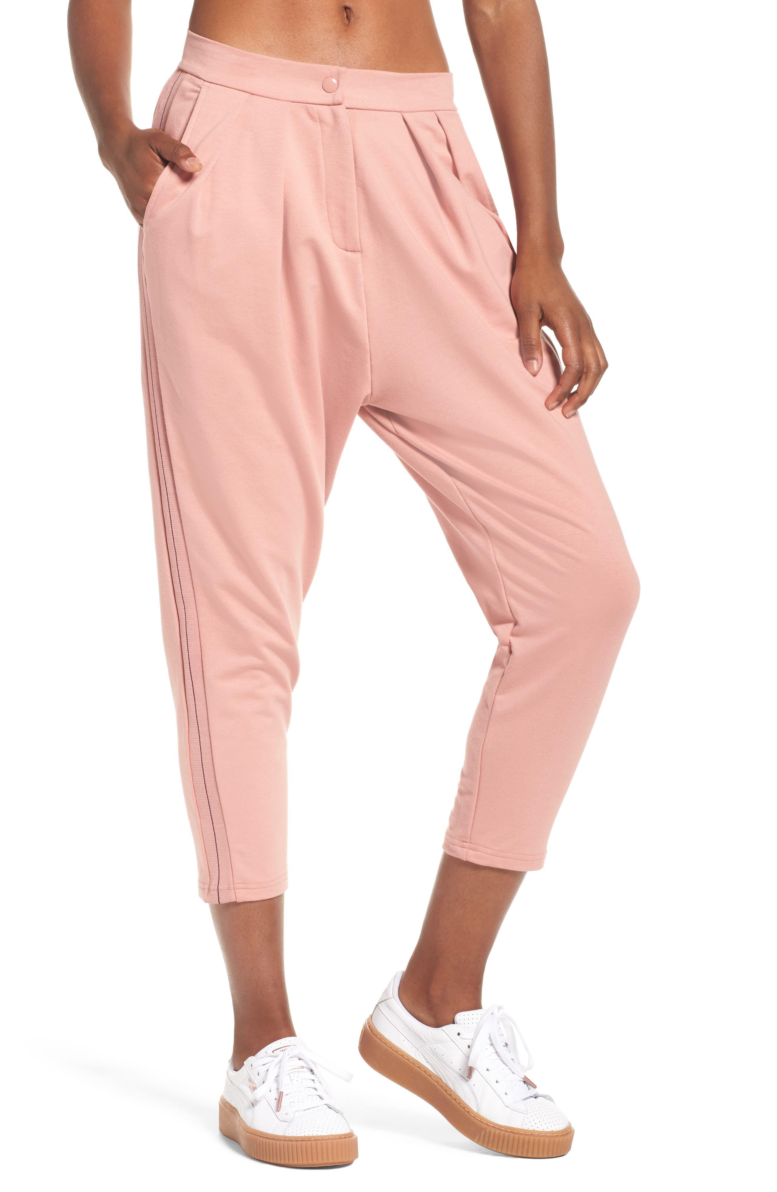 Alternate Image 1 Selected - PUMA Trouser Sweatpants