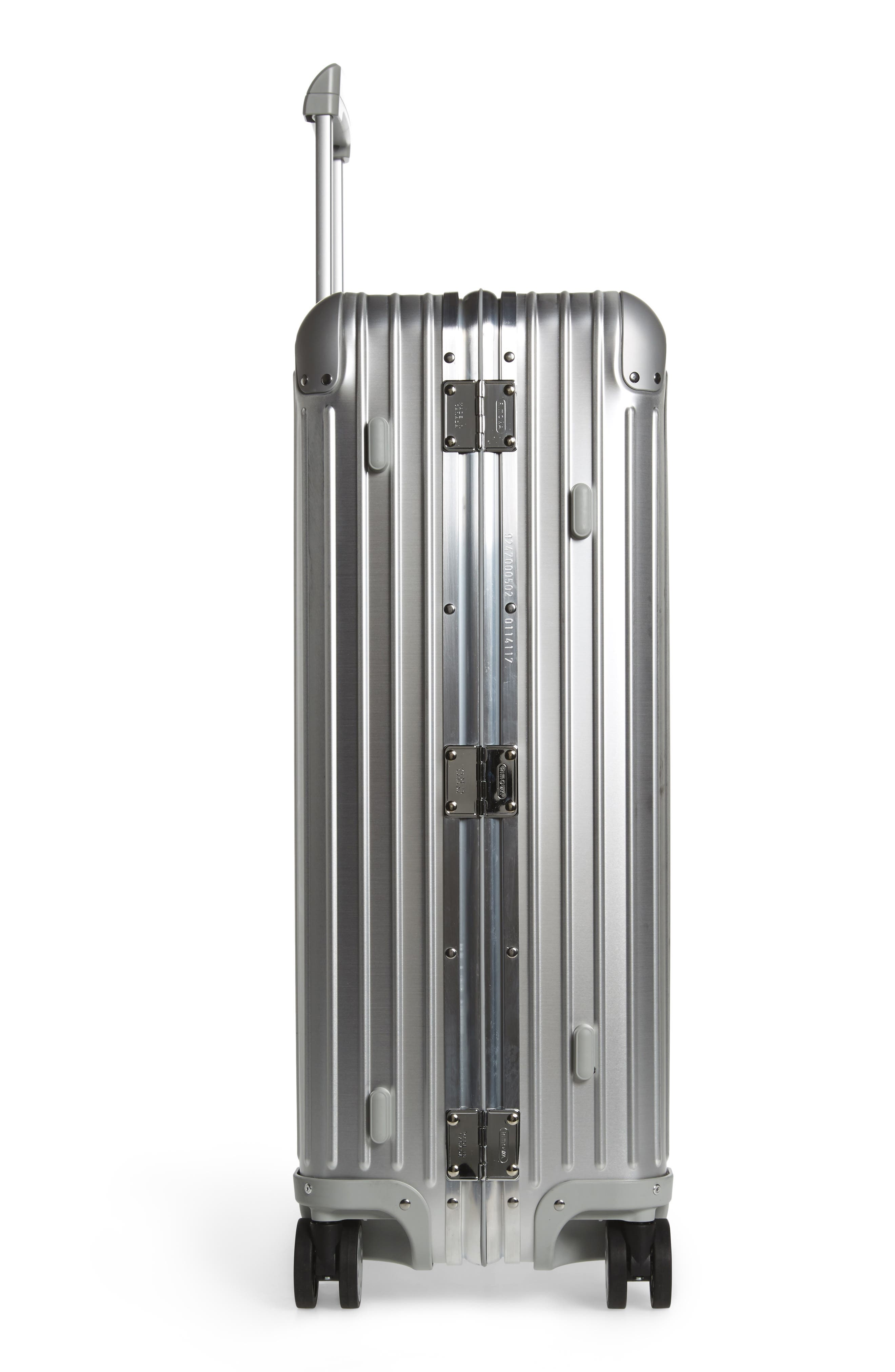 Alternate Image 3  - RIMOWA Topas 29-Inch Sport Multiwheel® Aluminum Packing Case