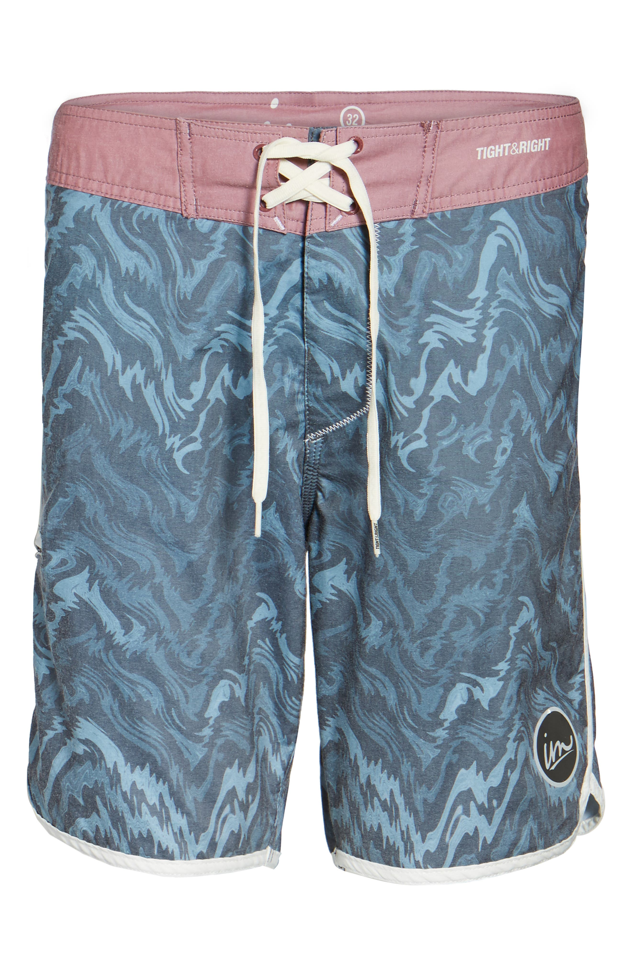 Alternate Image 6  - Imperial Motion Ripple Board Shorts
