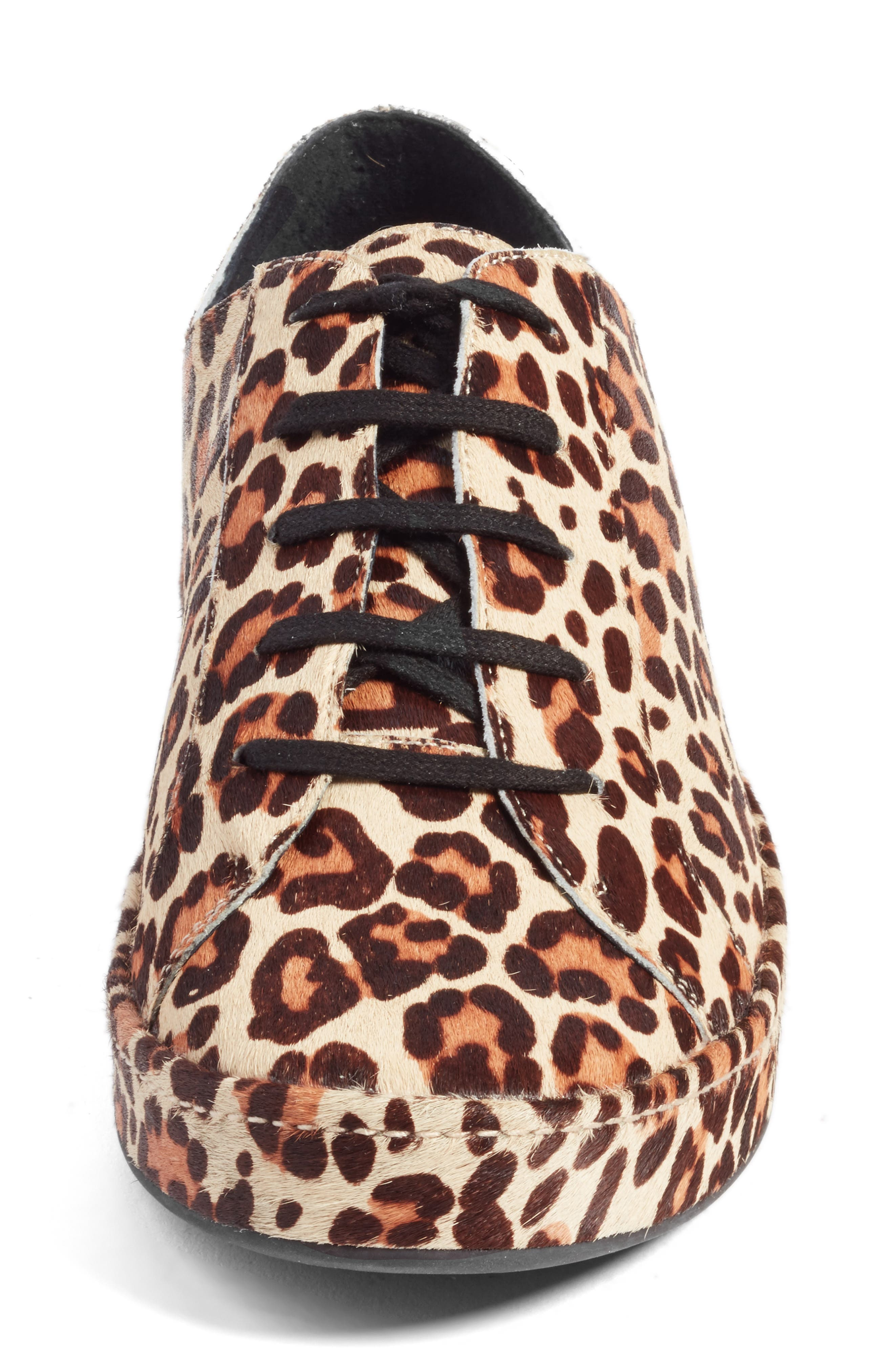 Alternate Image 4  - Joie Daryl Low Top Genuine Calf Hair Sneaker (Women)