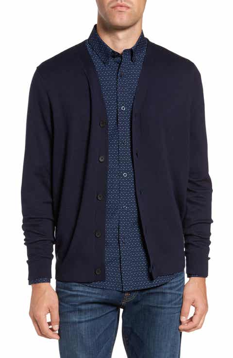 Men's Cardigan Sweaters & Fleece: Sale | Nordstrom