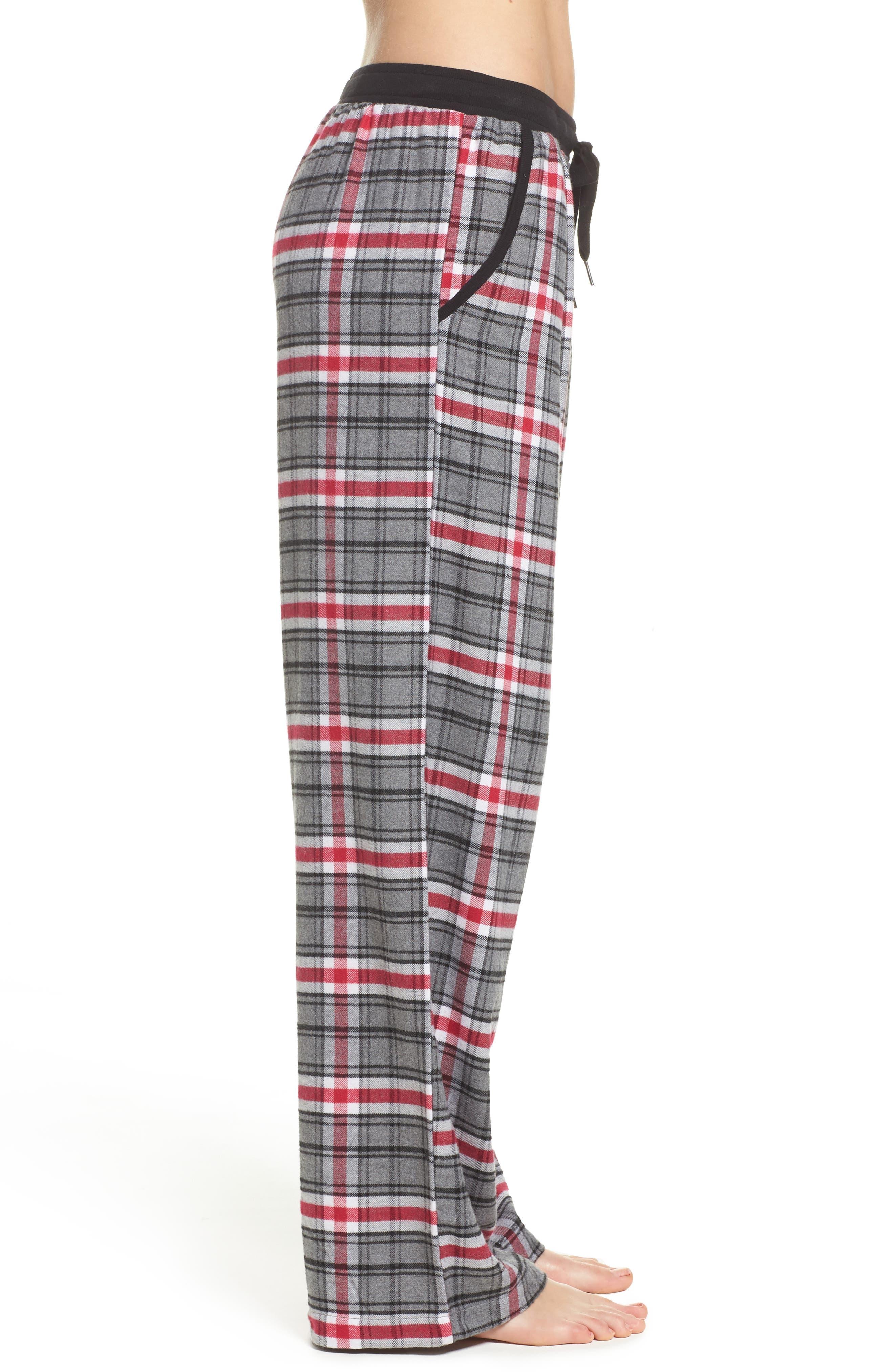 Alternate Image 3  - DKNY Pajama Pants