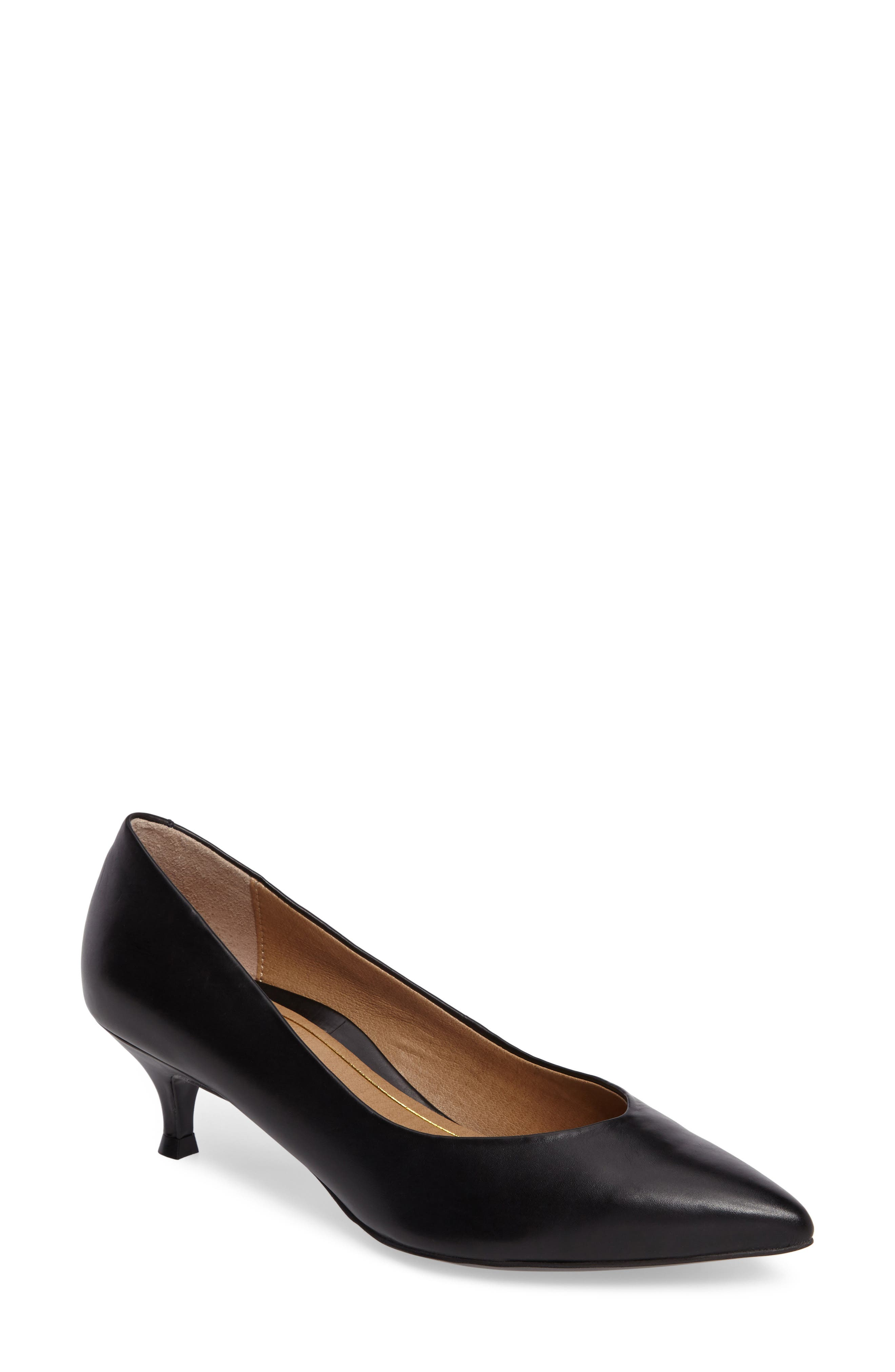 Vionic Josie Kitten Heel Pump (Women)