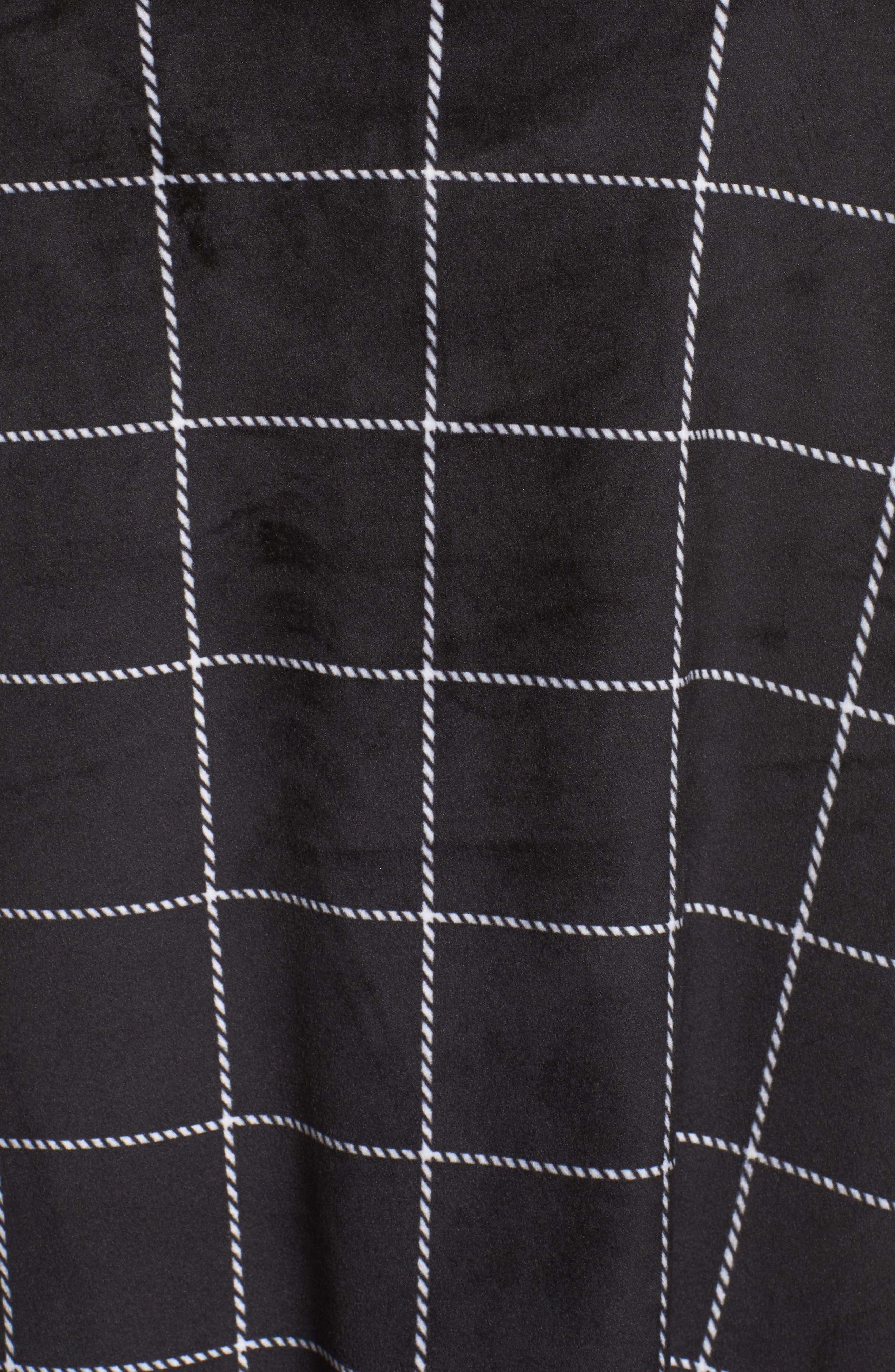 Alternate Image 6  - DKNY Drape Front Sweatshirt