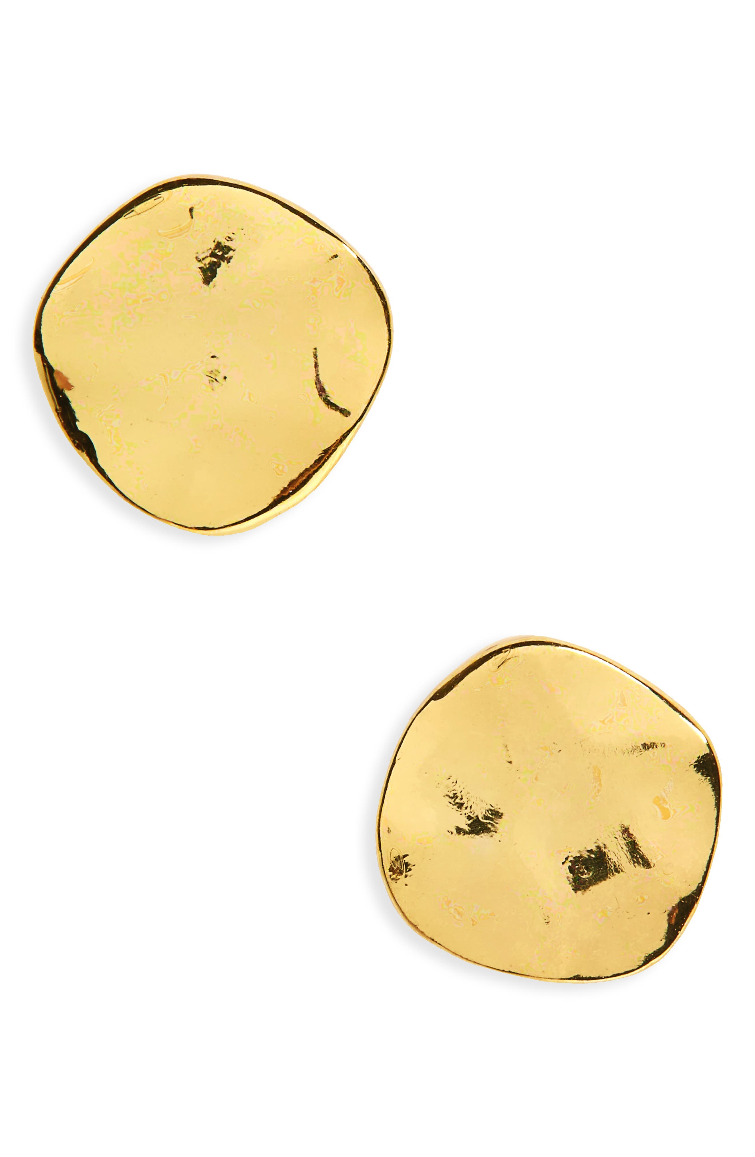 Alternate Image 1 Selected - gorjana 'Chloe' Small Stud Earrings