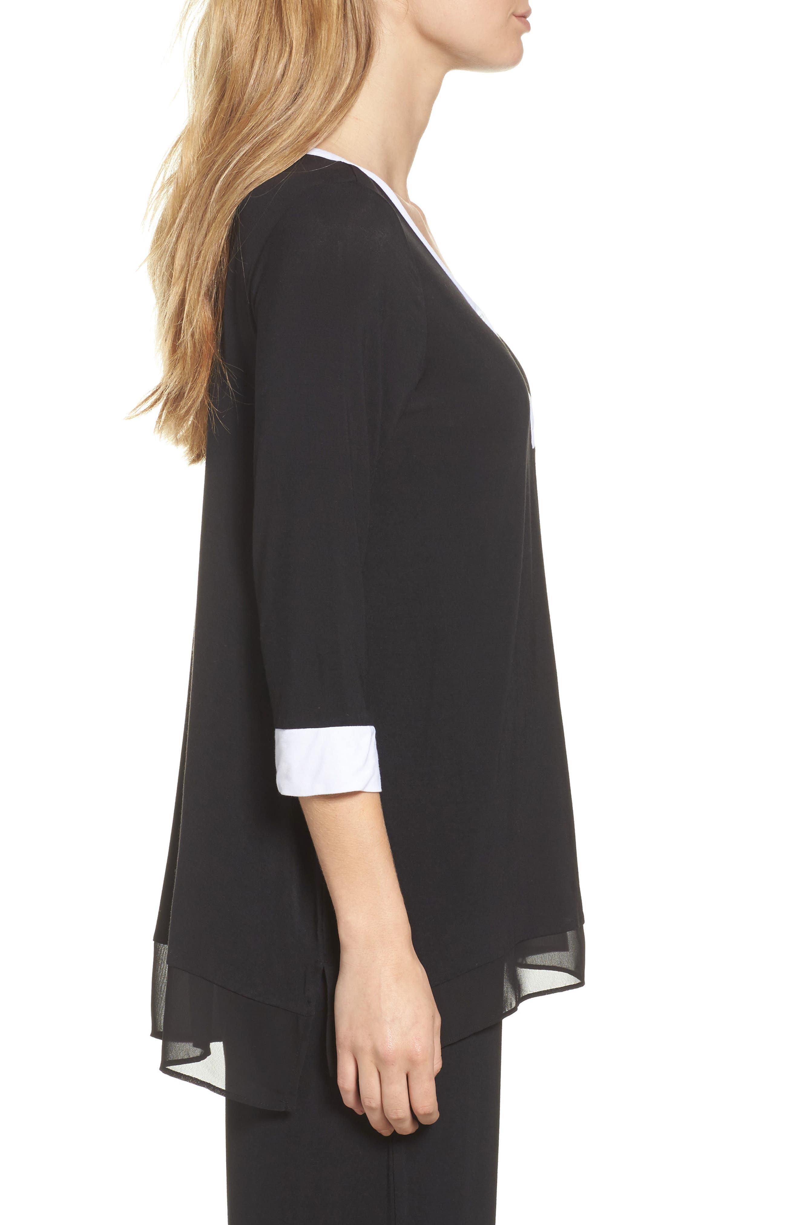 Alternate Image 3  - DKNY Pajama Top