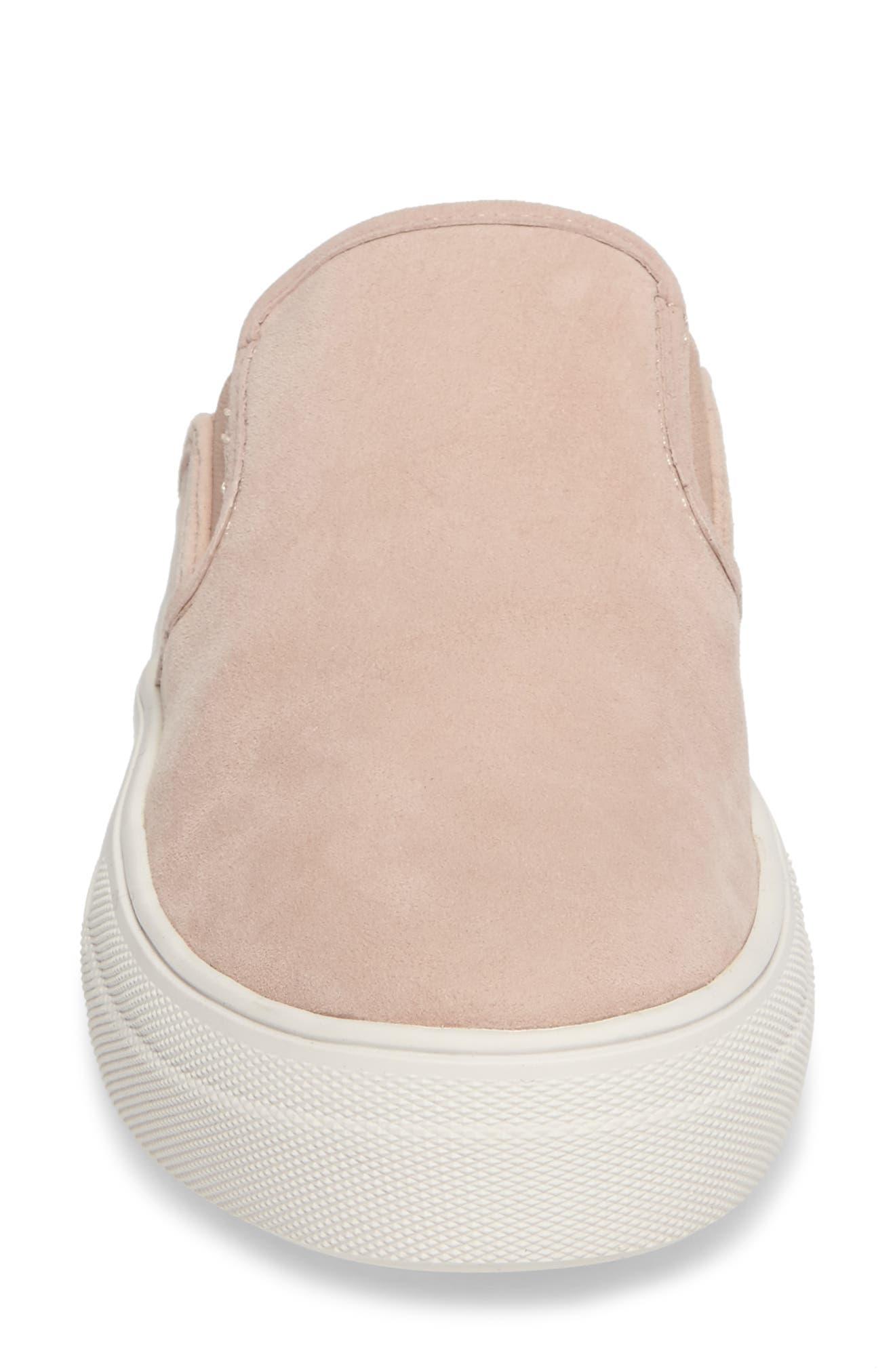 Glenda Sneaker Mule,                             Alternate thumbnail 4, color,                             Light Pink