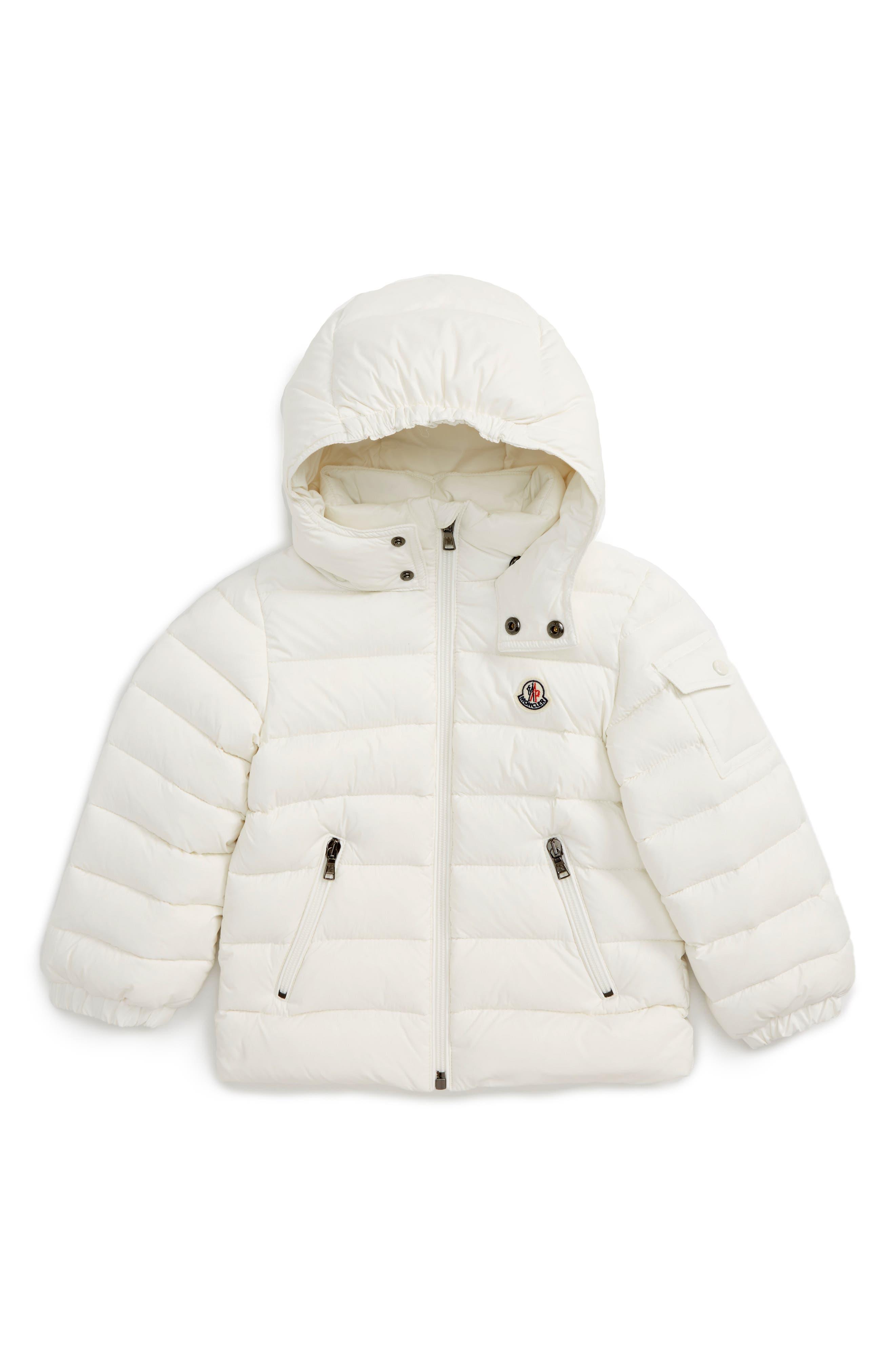 Moncler Jules Water Resistant Down Jacket (Toddler Girls)