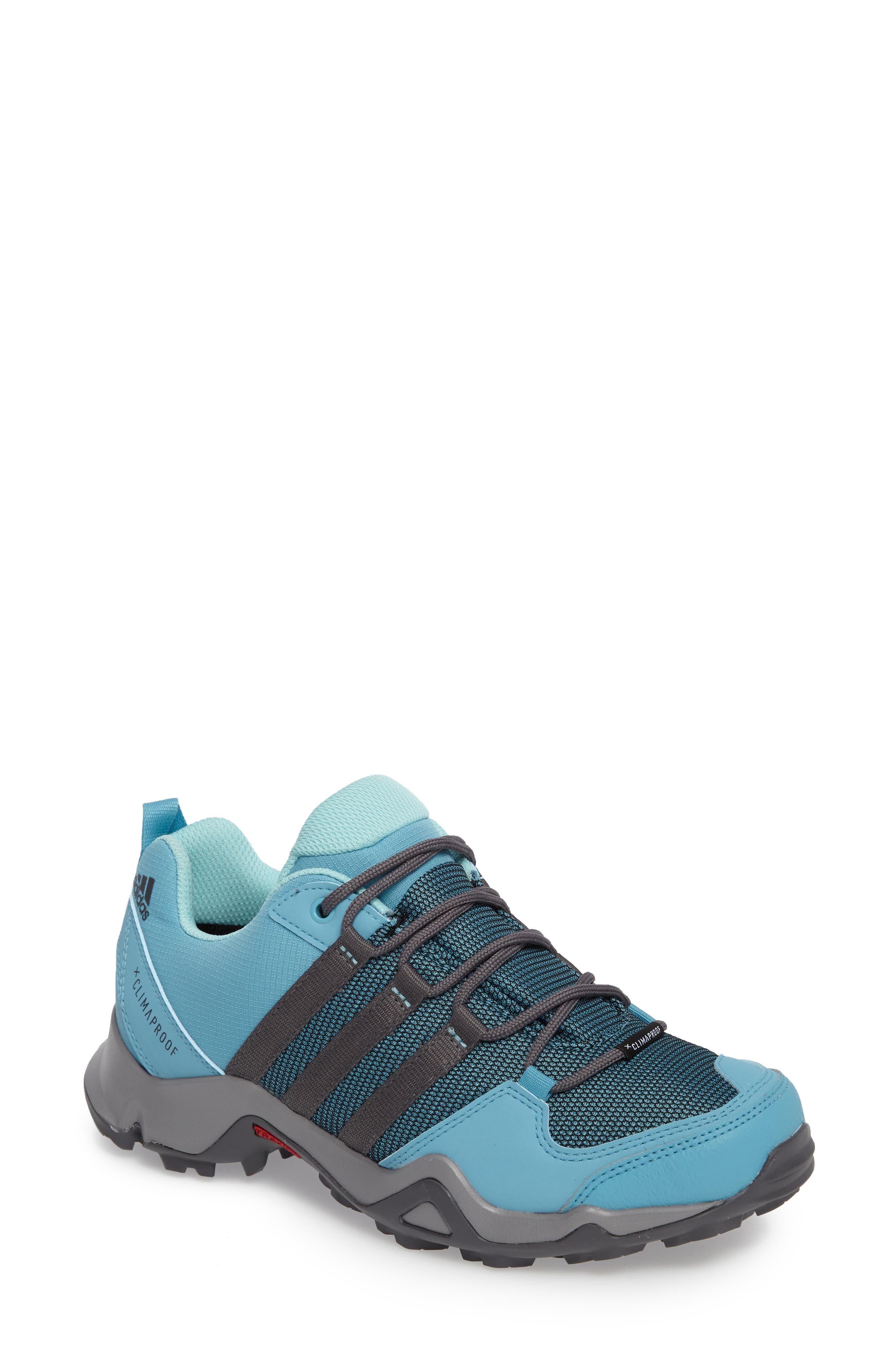 Alternate Image 1 Selected - adidas 'AX2' Waterproof Hiking Shoe (Women)