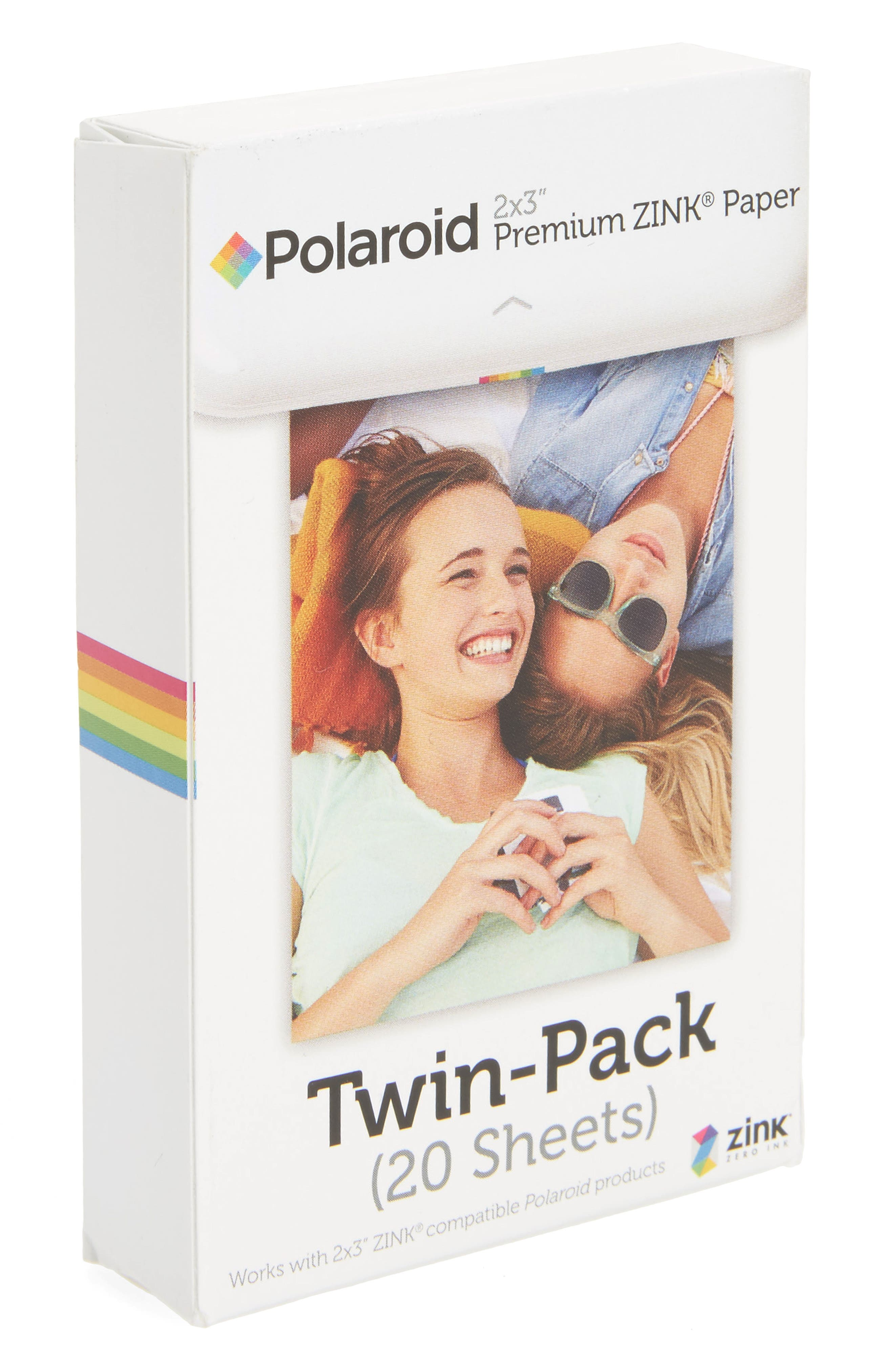 POLAROID ZINK<sup>®</sup> Paper Z2300 Film