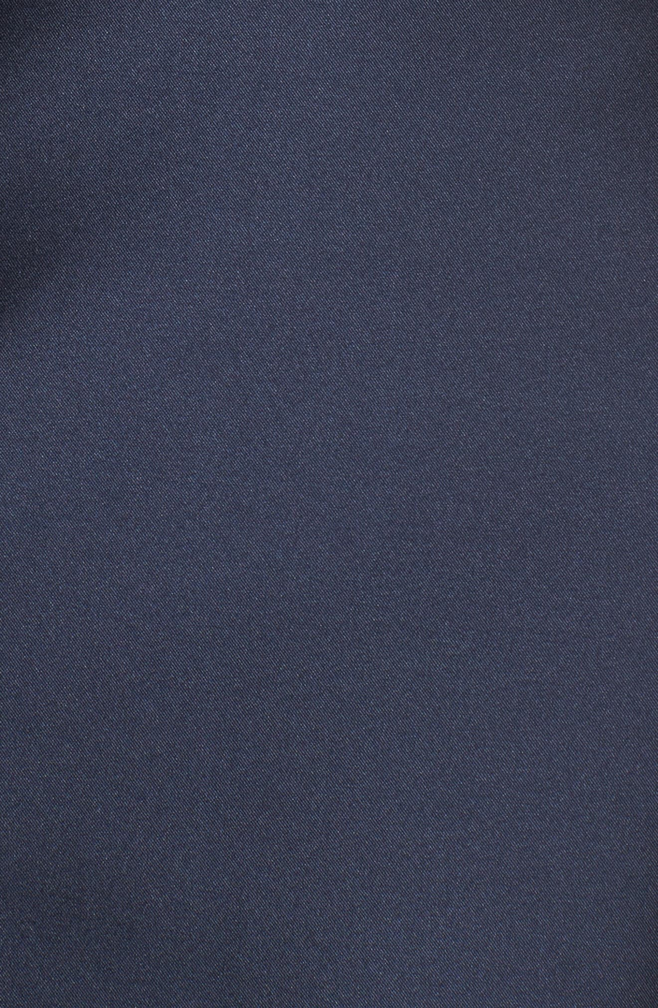 Alternate Image 5  - Sachin & Babi Noir Vanessa One-Shoulder Gown
