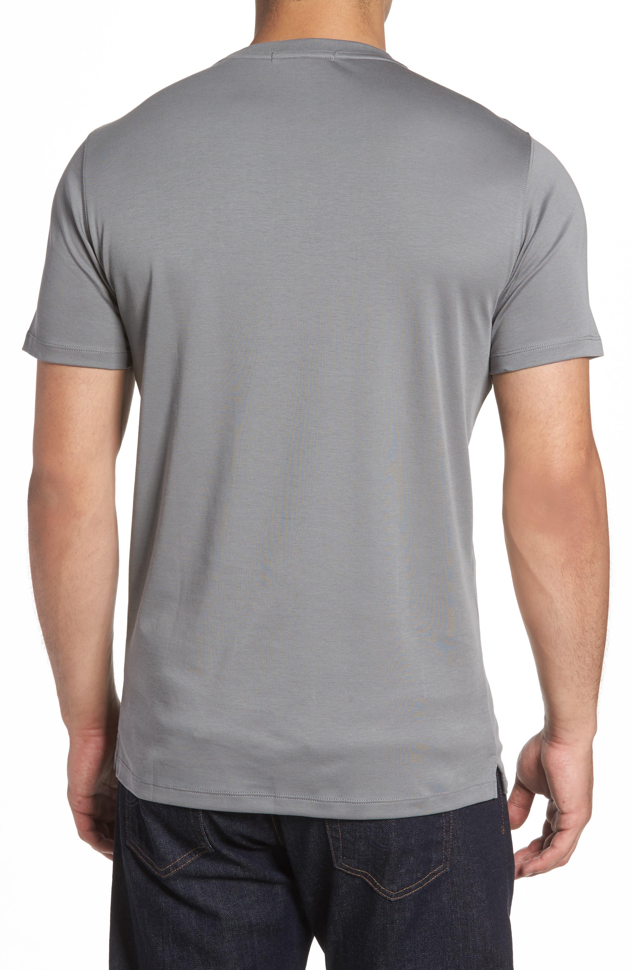 Alternate Image 2  - Robert Barakett 'Georgia' Crewneck T-Shirt