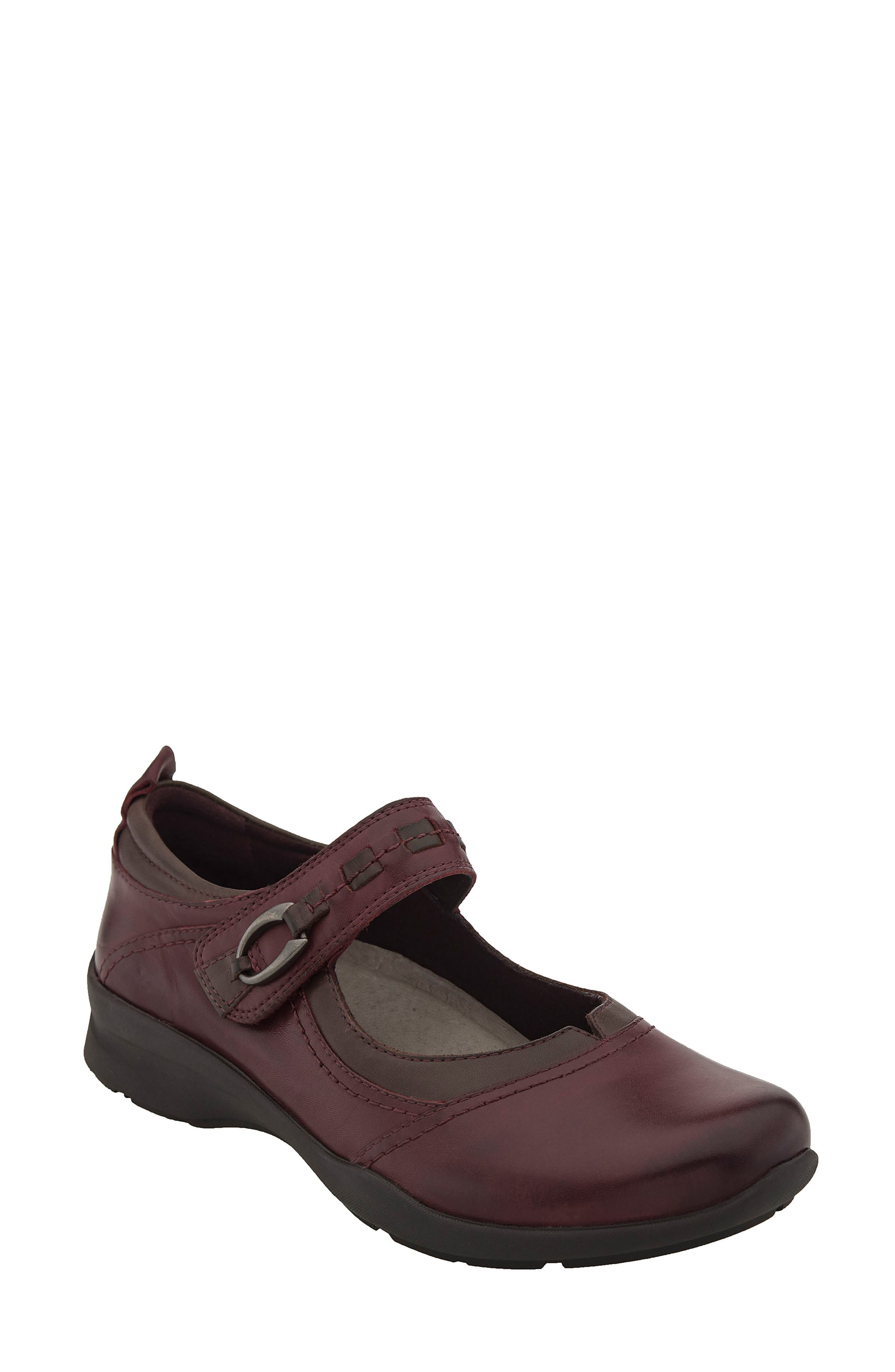 Alternate Image 1 Selected - Earth® 'Angelica' Mary Jane Flat (Women)