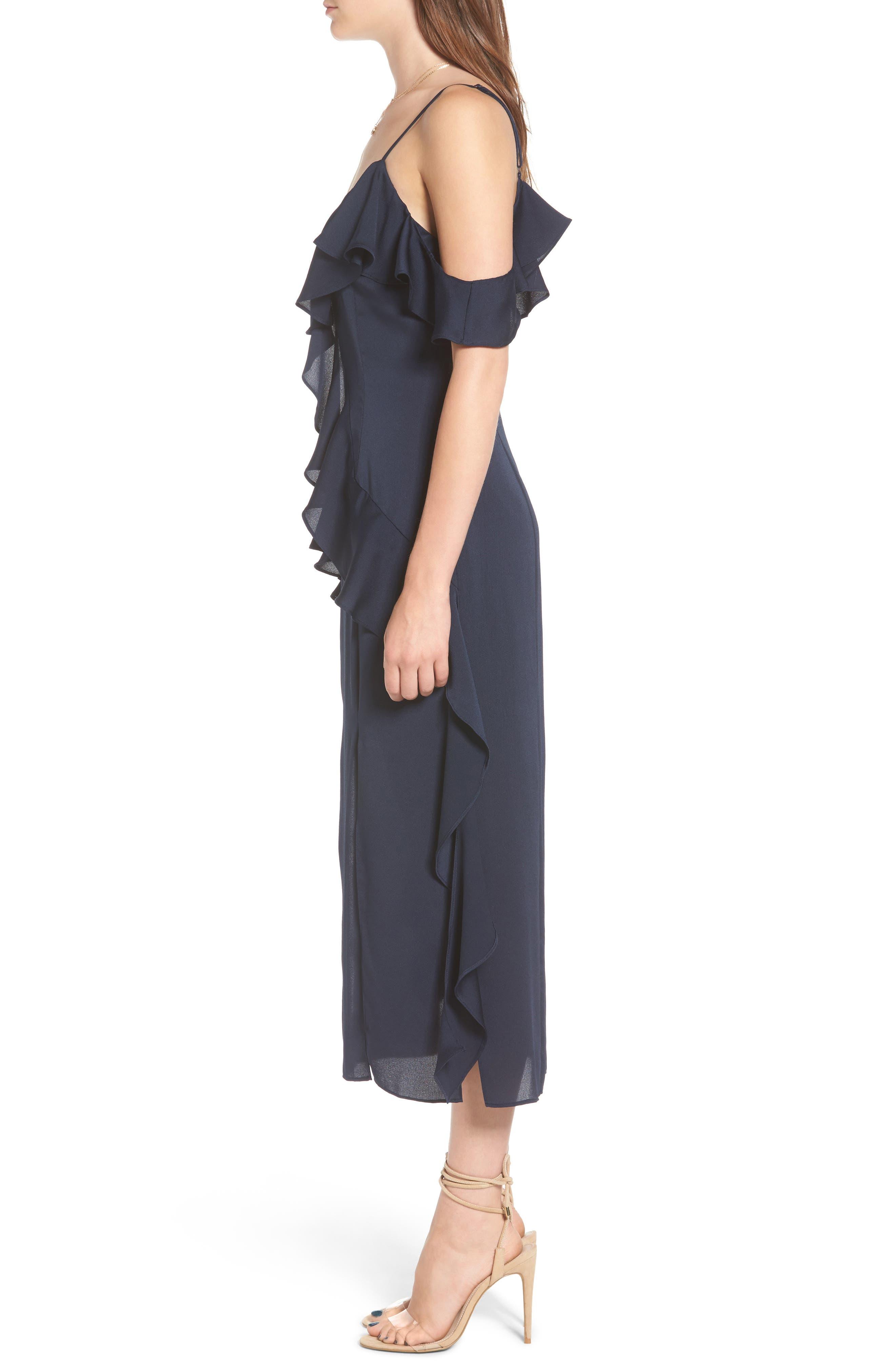 Alternate Image 4  - Keepsake the Label Love Bound Midi Dress