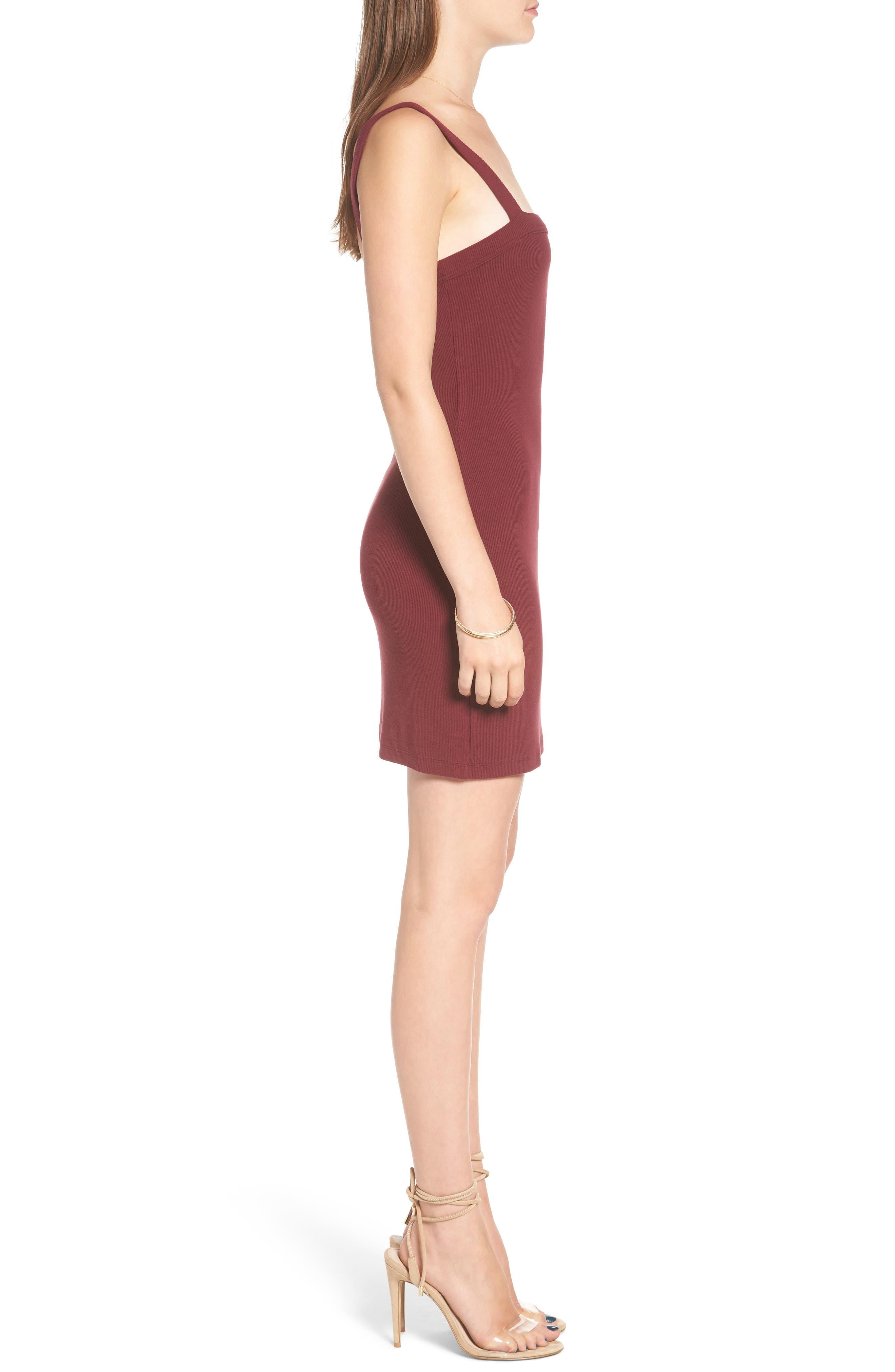 Alternate Image 3  - Privacy Please Bradian Body-Con Dress