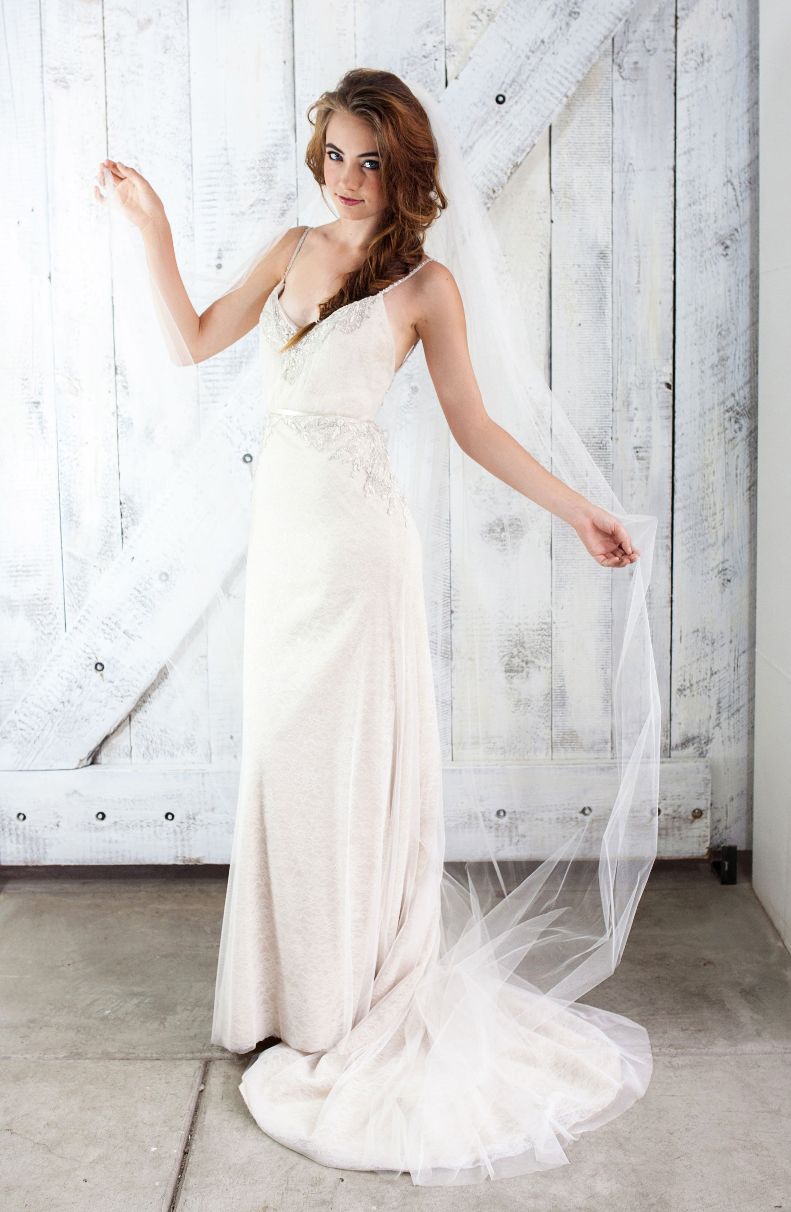 VEIL TRENDS Nosara Bridal Veil