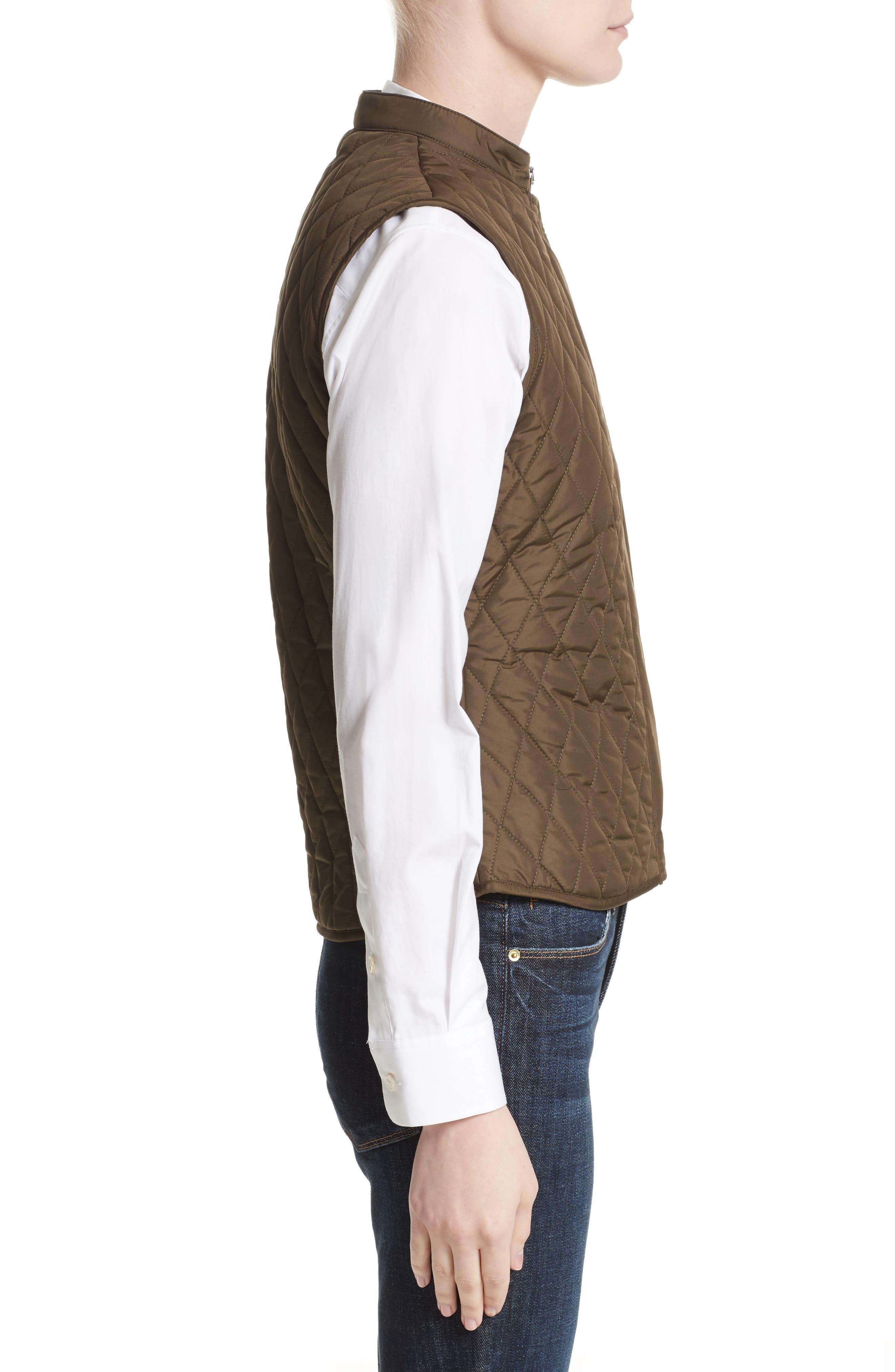 Alternate Image 4  - Belstaff Westwell Technical Quilted Vest