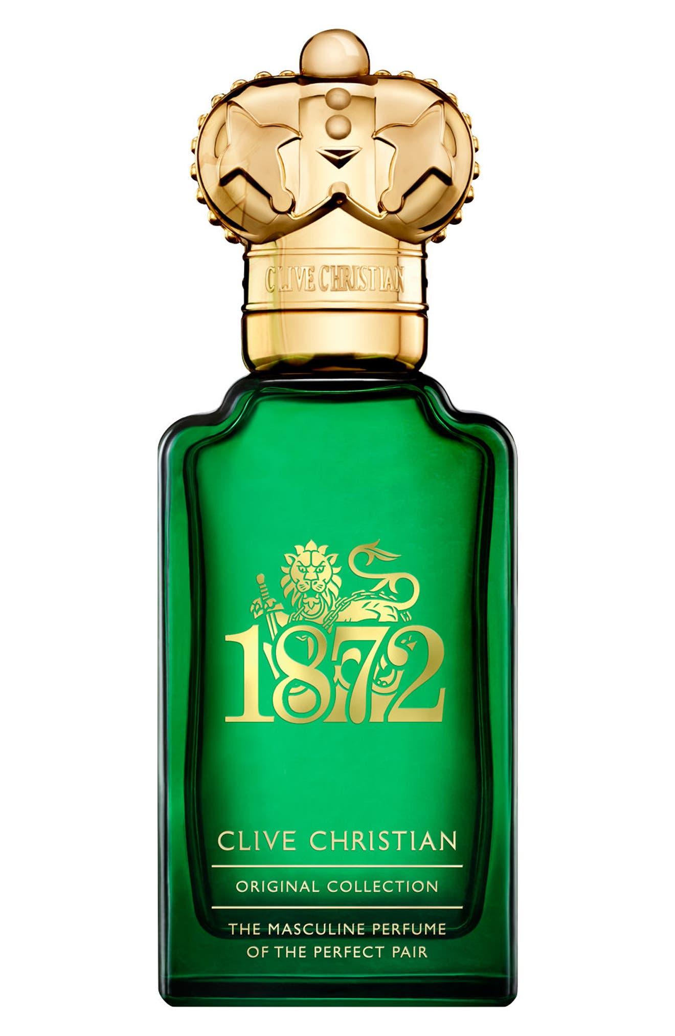 '1872' Men's Pure Perfume Spray,                         Main,                         color, No Color