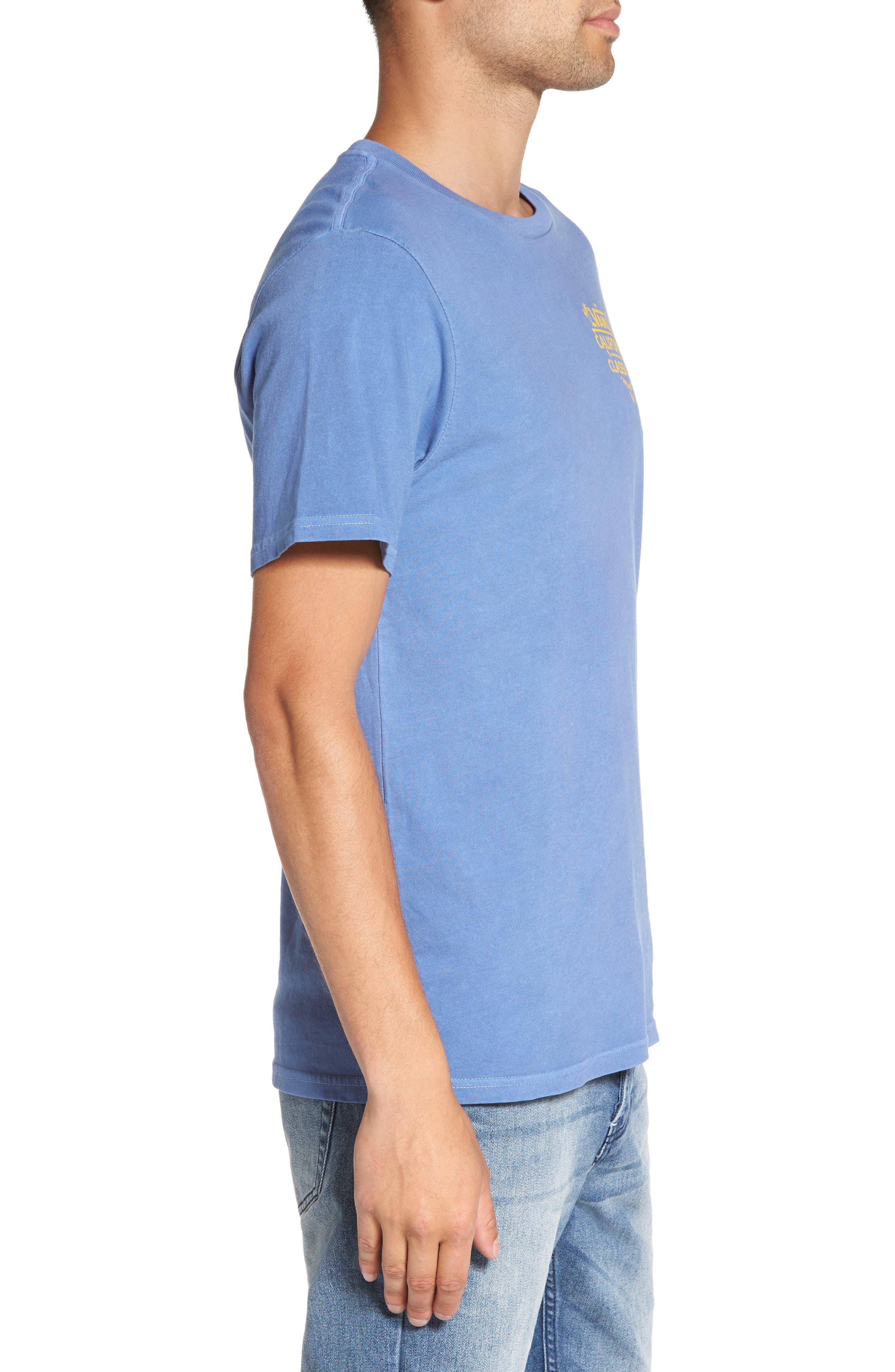 Alternate Image 3  - Vans California Classic Co. Overdye T-Shirt