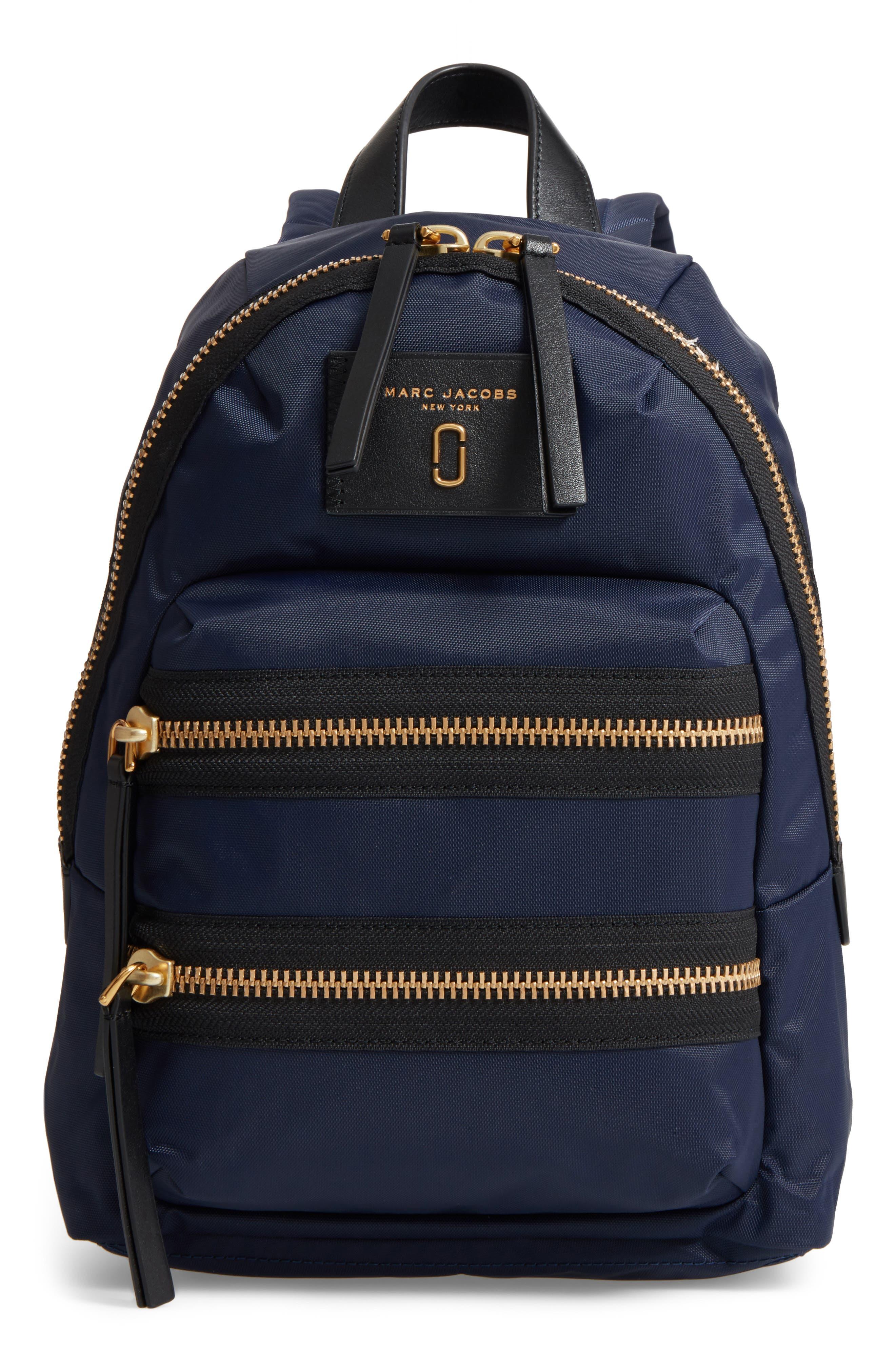 Alternate Image 1 Selected - MARC JACOBS Mini Biker Nylon Backpack