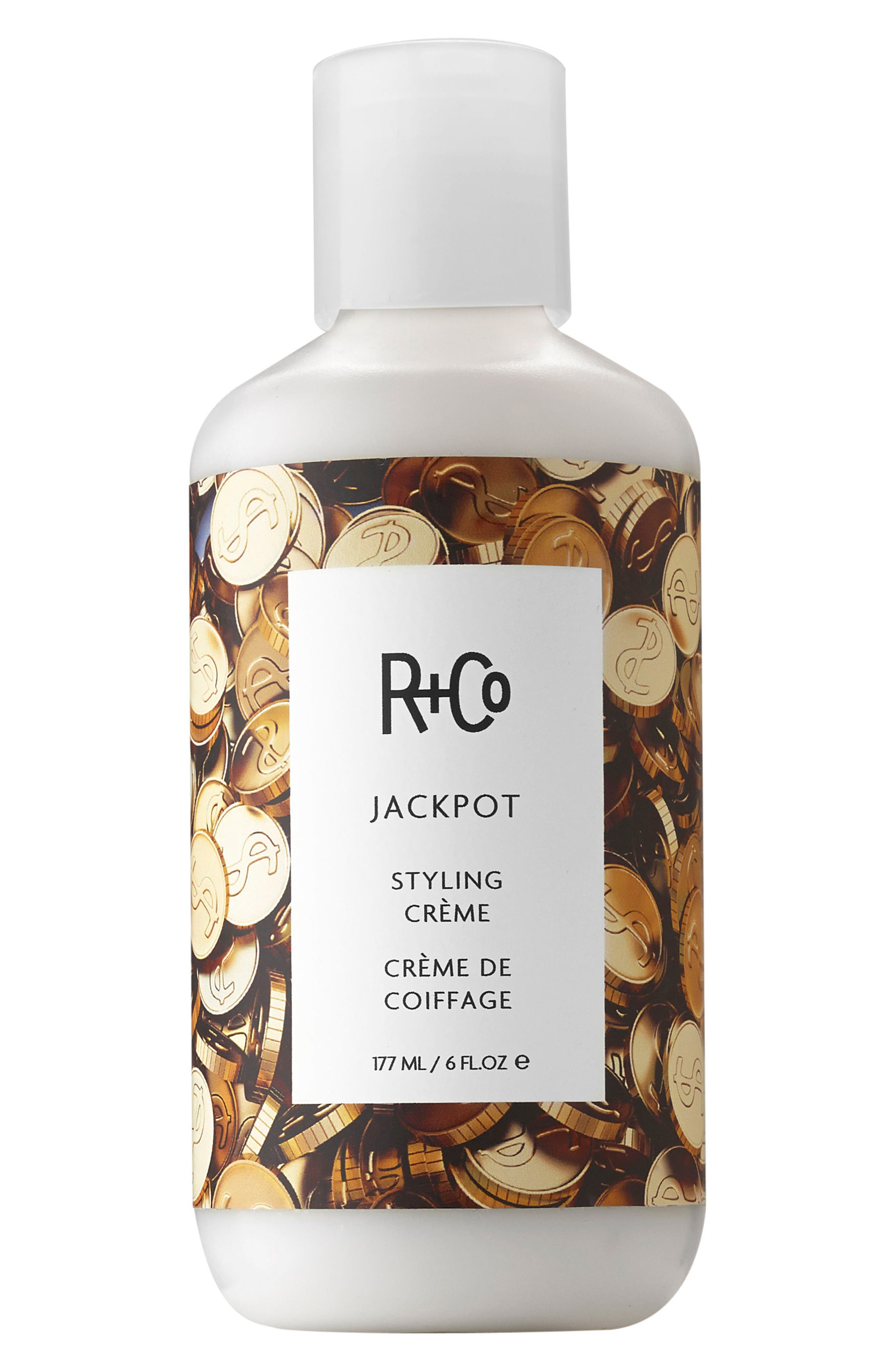 SPACE.NK.apothecary R+Co Jackpot Styling Crème,                         Main,                         color, No Color