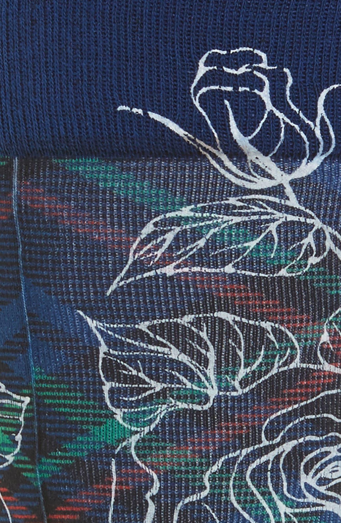 Alternate Image 2  - Stance Wade Floral Socks