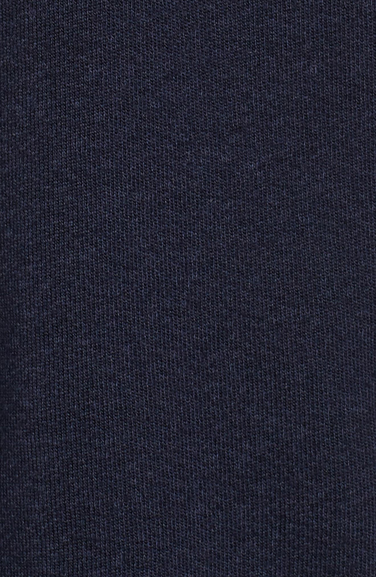 Here for Halftime Pullover,                             Alternate thumbnail 6, color,                             Navy