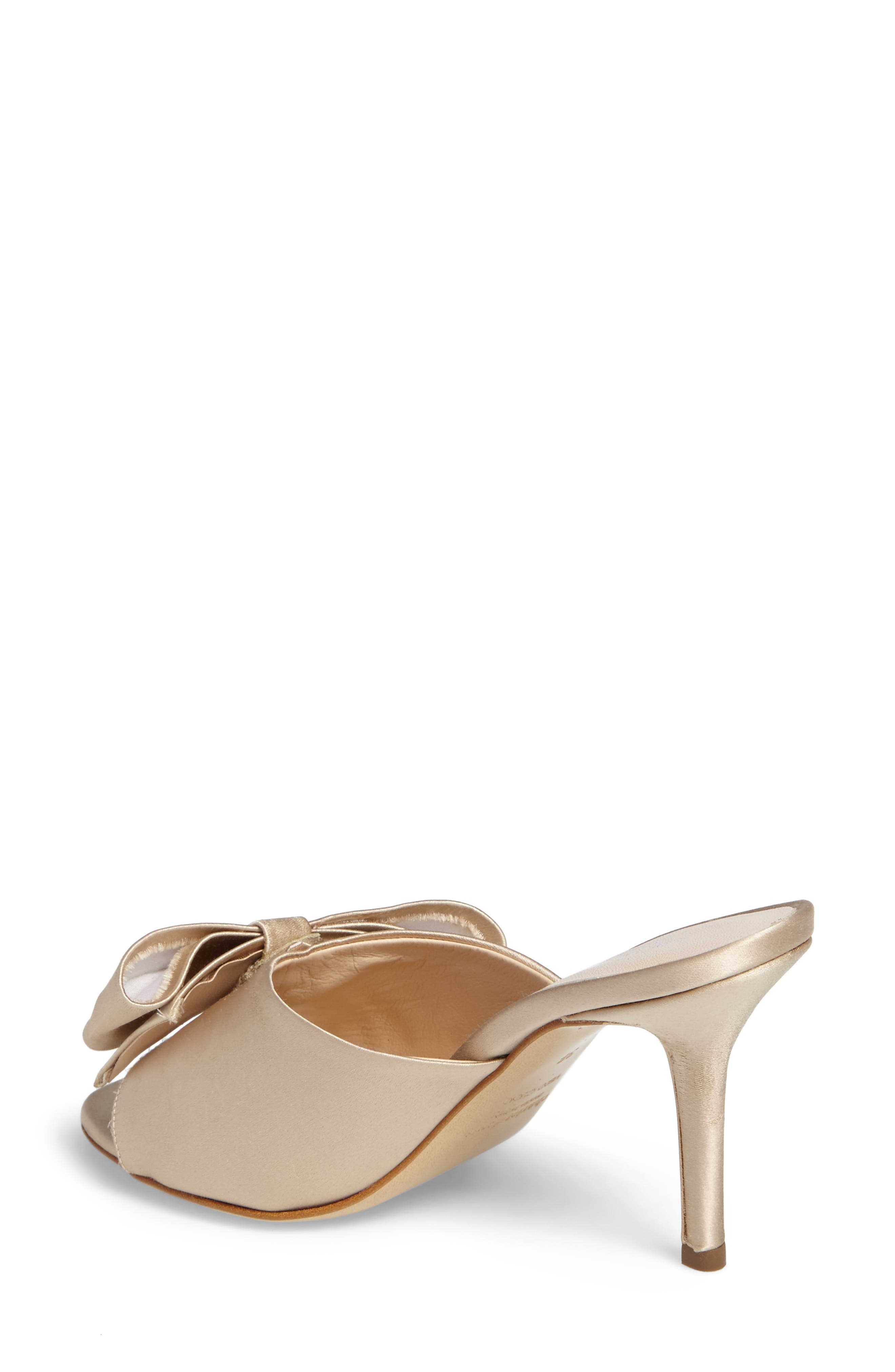 Alternate Image 2  - Charles David Sasha Asymmetrical Bow Mule (Women)